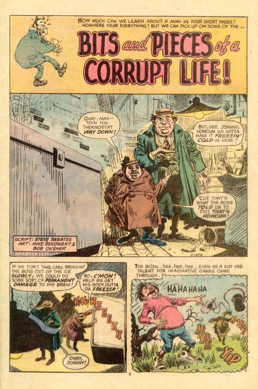 Read online Plop! comic -  Issue #6 - 9
