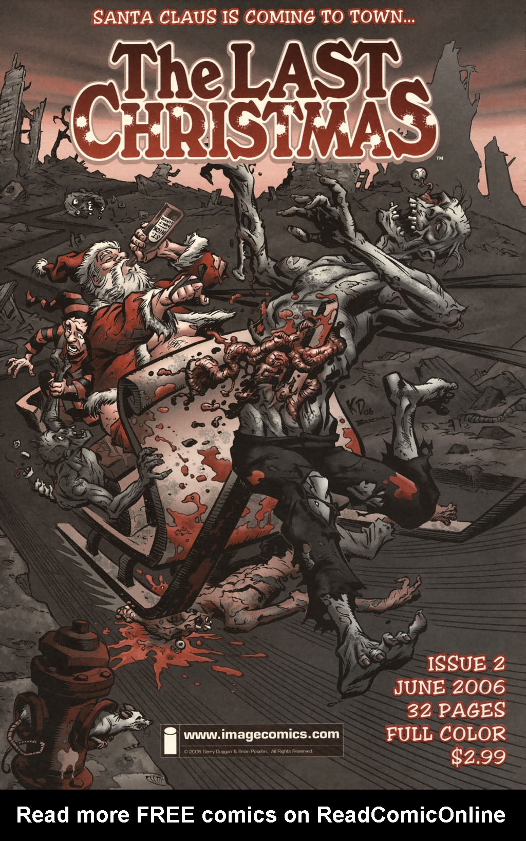 Read online Sea of Red comic -  Issue #10 - 27