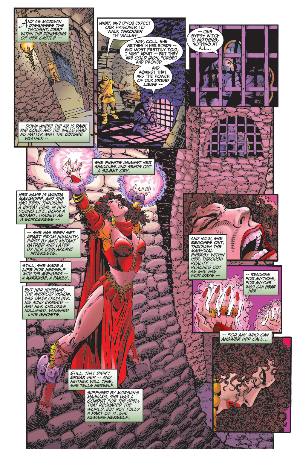 Read online Avengers (1998) comic -  Issue #2 - 7