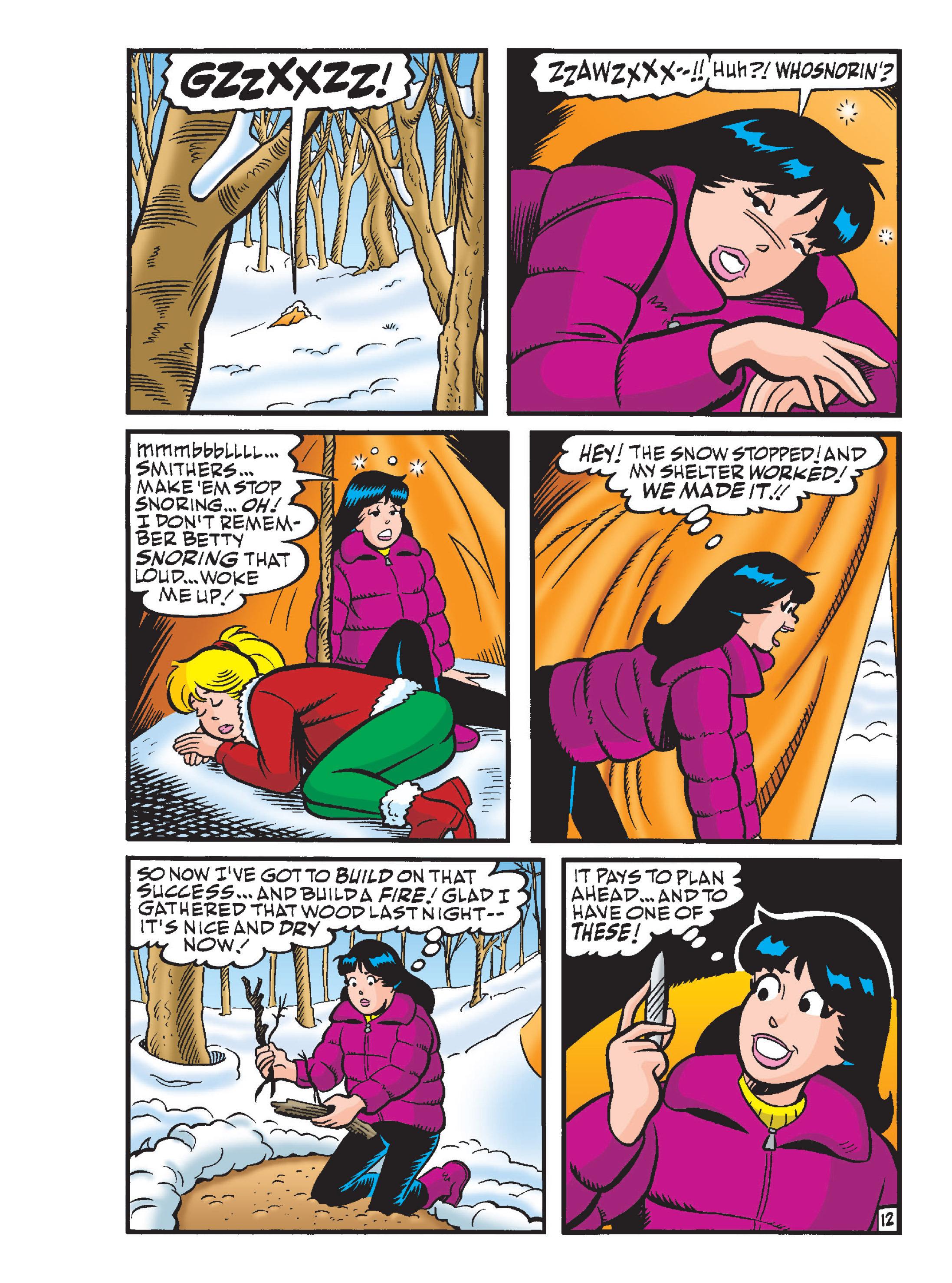 Read online Archie 1000 Page Comics Blowout! comic -  Issue # TPB (Part 1) - 181