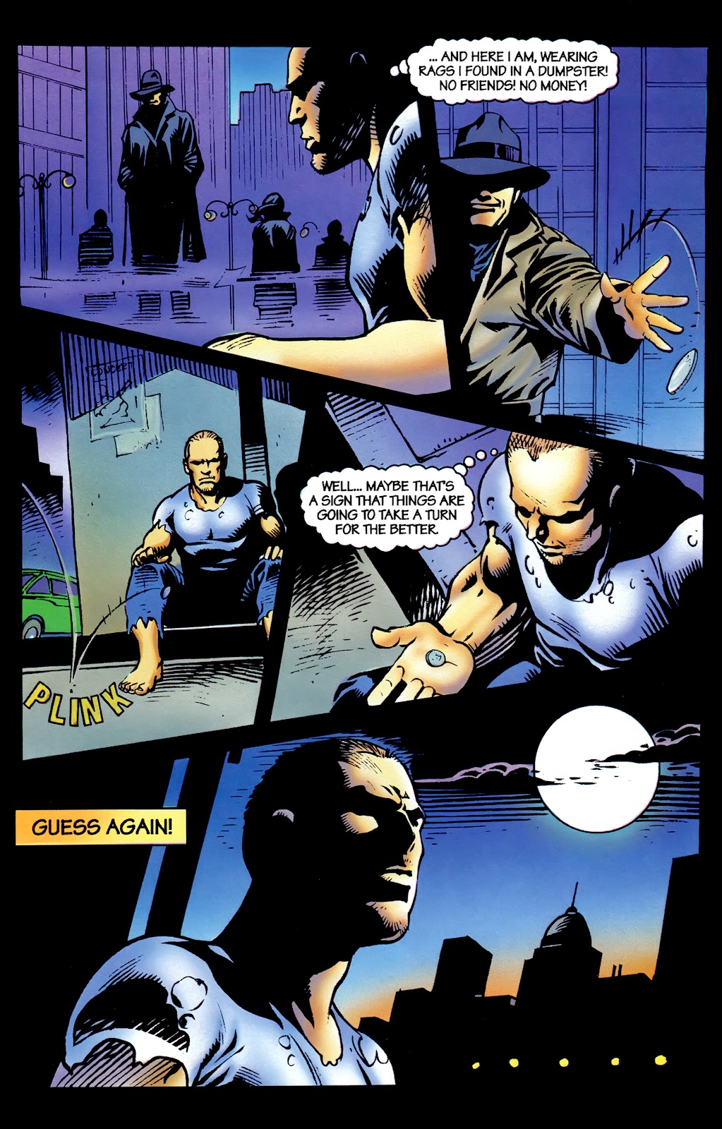 Read online Perg comic -  Issue #3 - 9