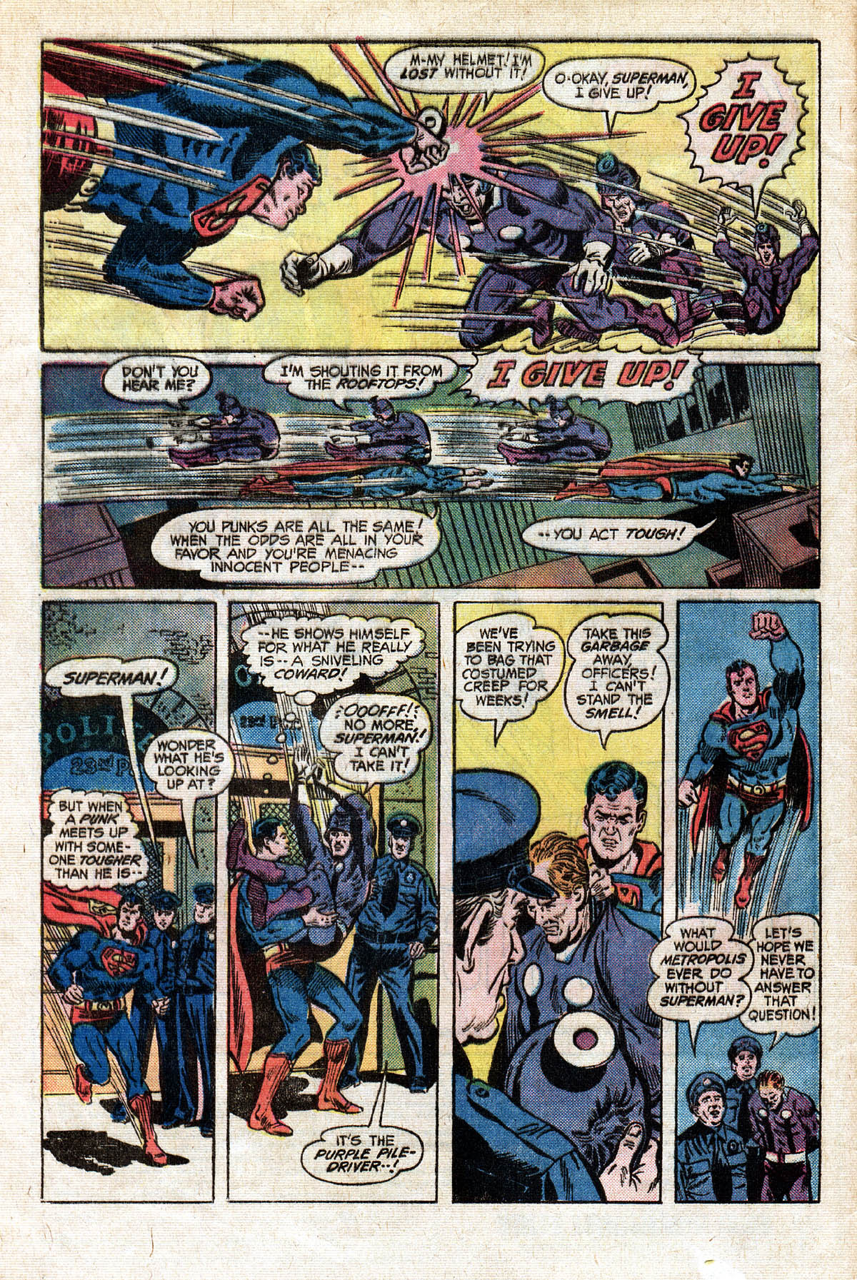 Read online Action Comics (1938) comic -  Issue #464 - 4