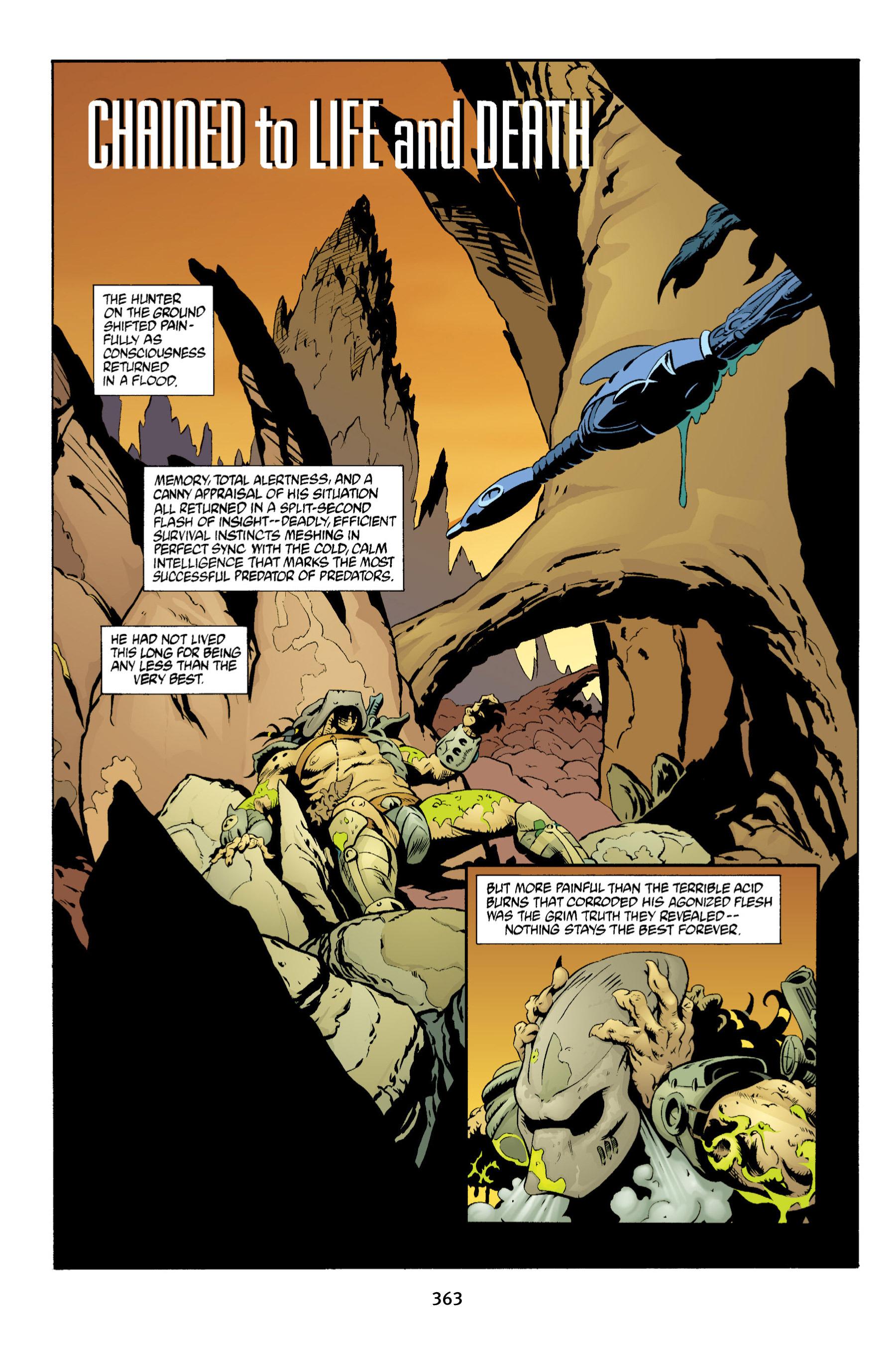 Read online Aliens vs. Predator Omnibus comic -  Issue # _TPB 2 Part 4 - 28