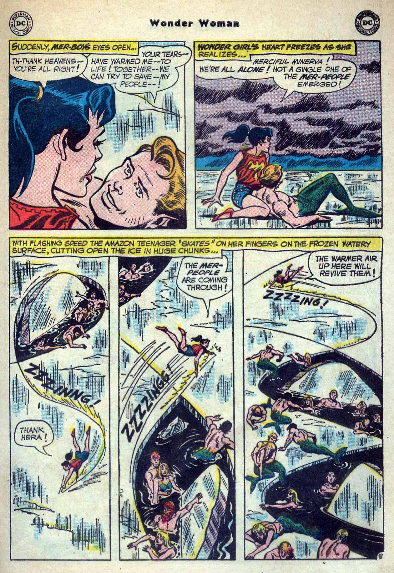 Read online Wonder Woman (1942) comic -  Issue #120 - 13