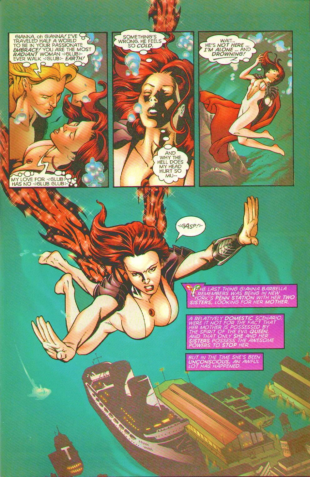 Read online Trinity Angels comic -  Issue #12 - 2