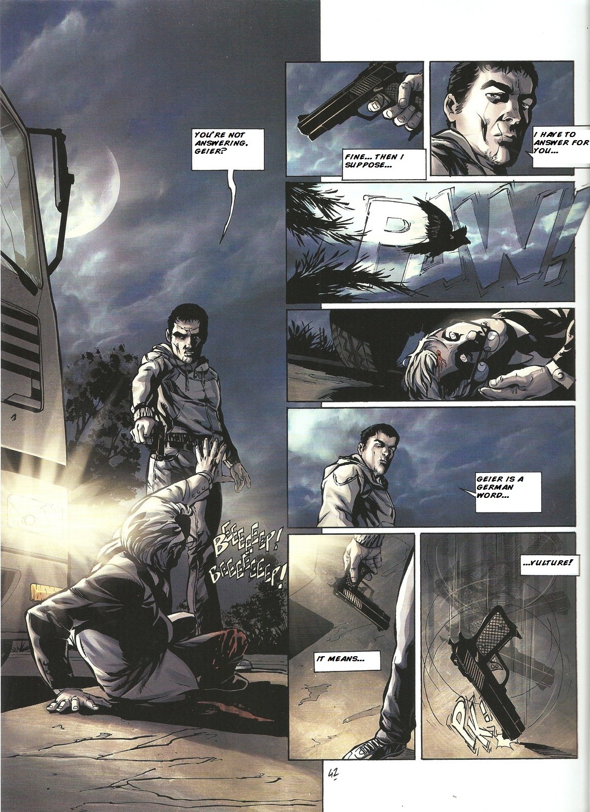 Read online Assassin's Creed (2009) comic -  Issue #2 - 44