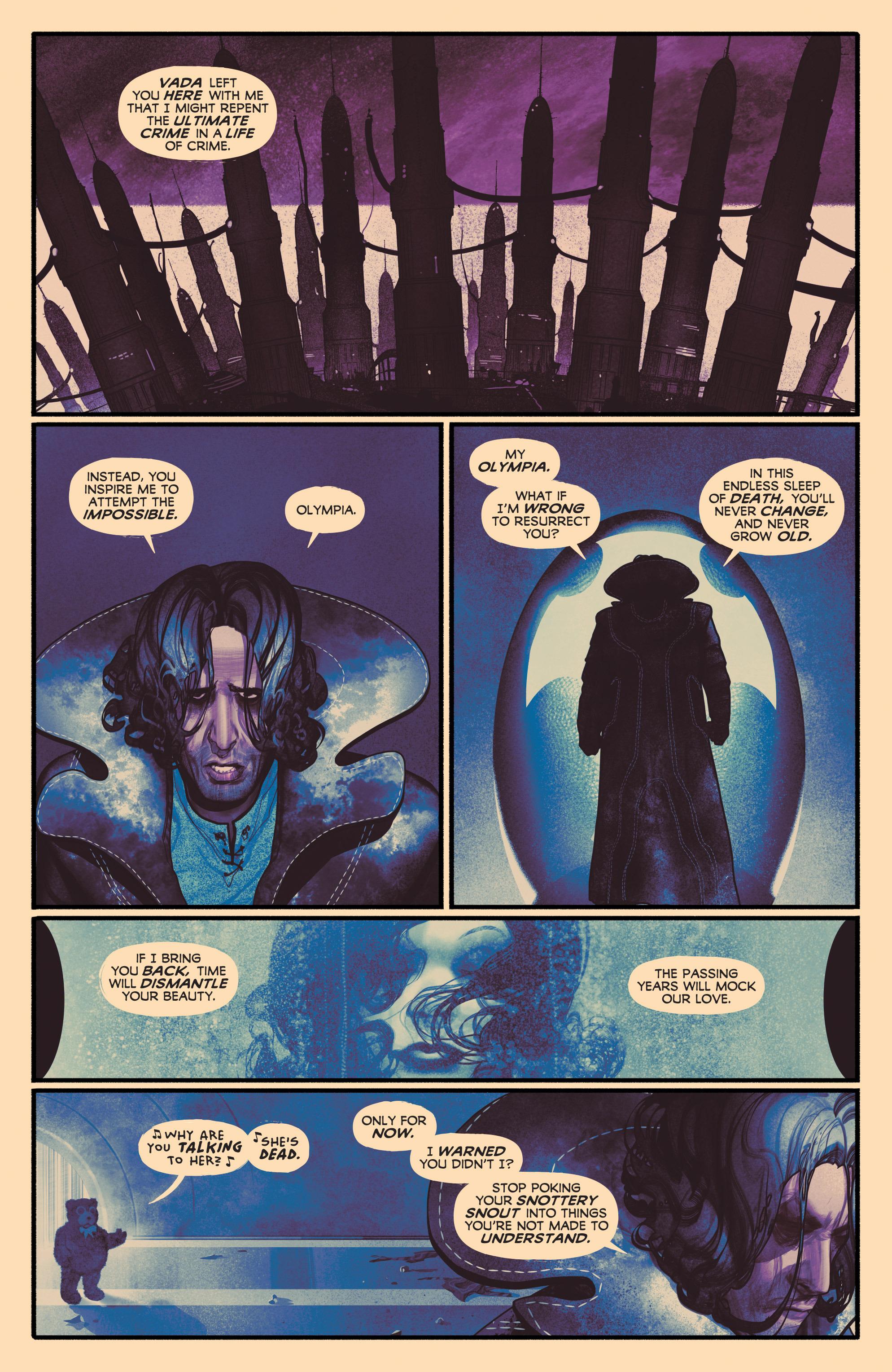 Read online Annihilator comic -  Issue #3 - 32