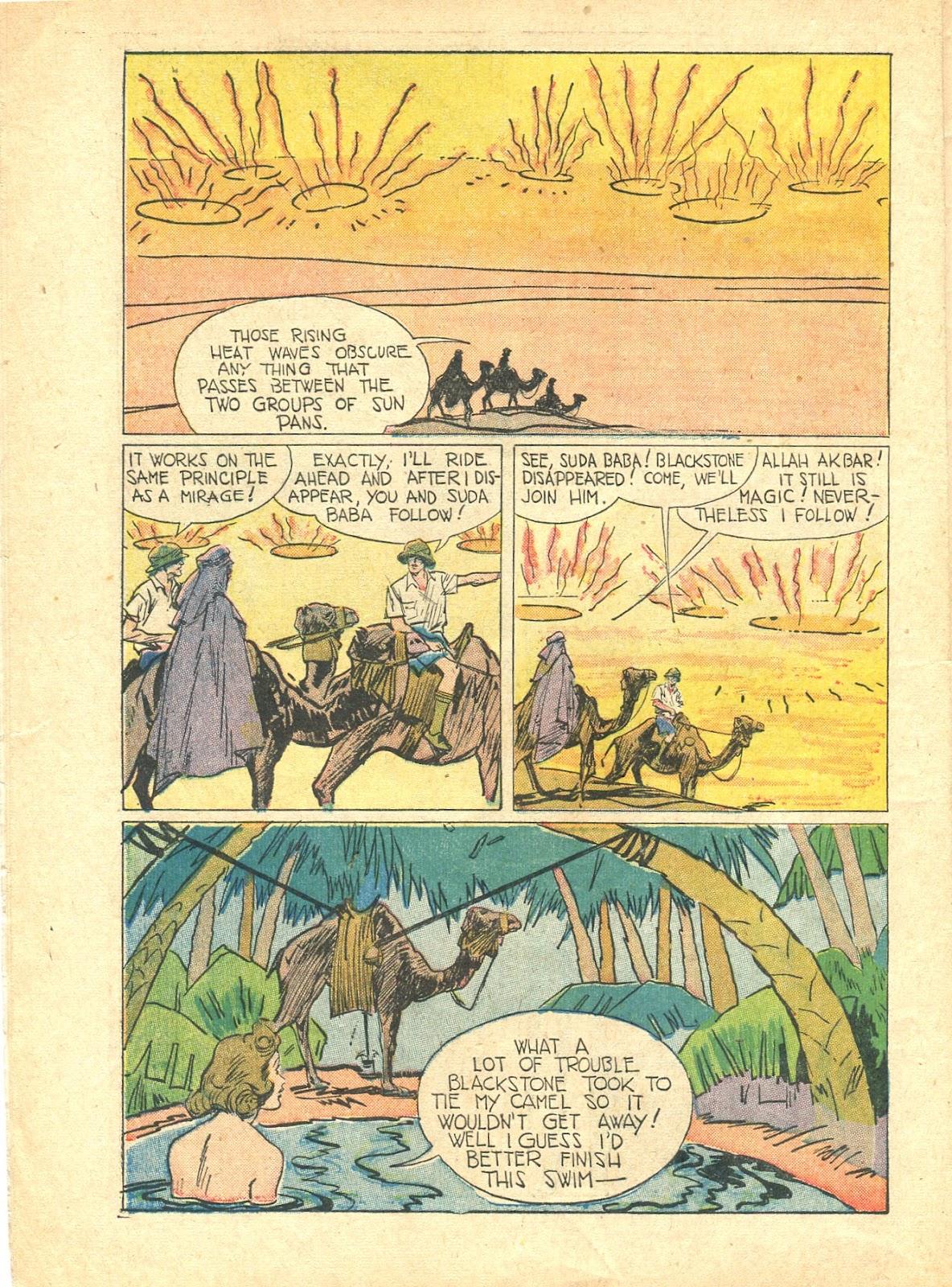 Read online Super-Magician Comics comic -  Issue #21 - 8