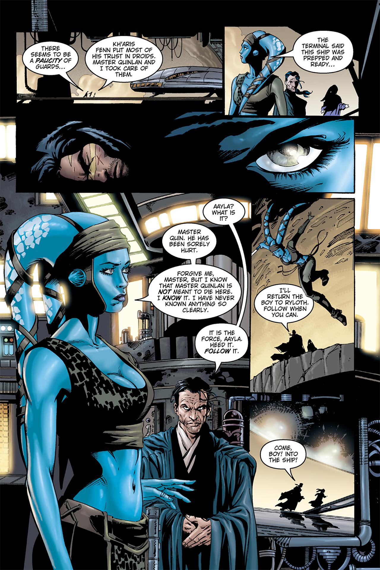 Read online Star Wars Omnibus comic -  Issue # Vol. 15.5 - 211