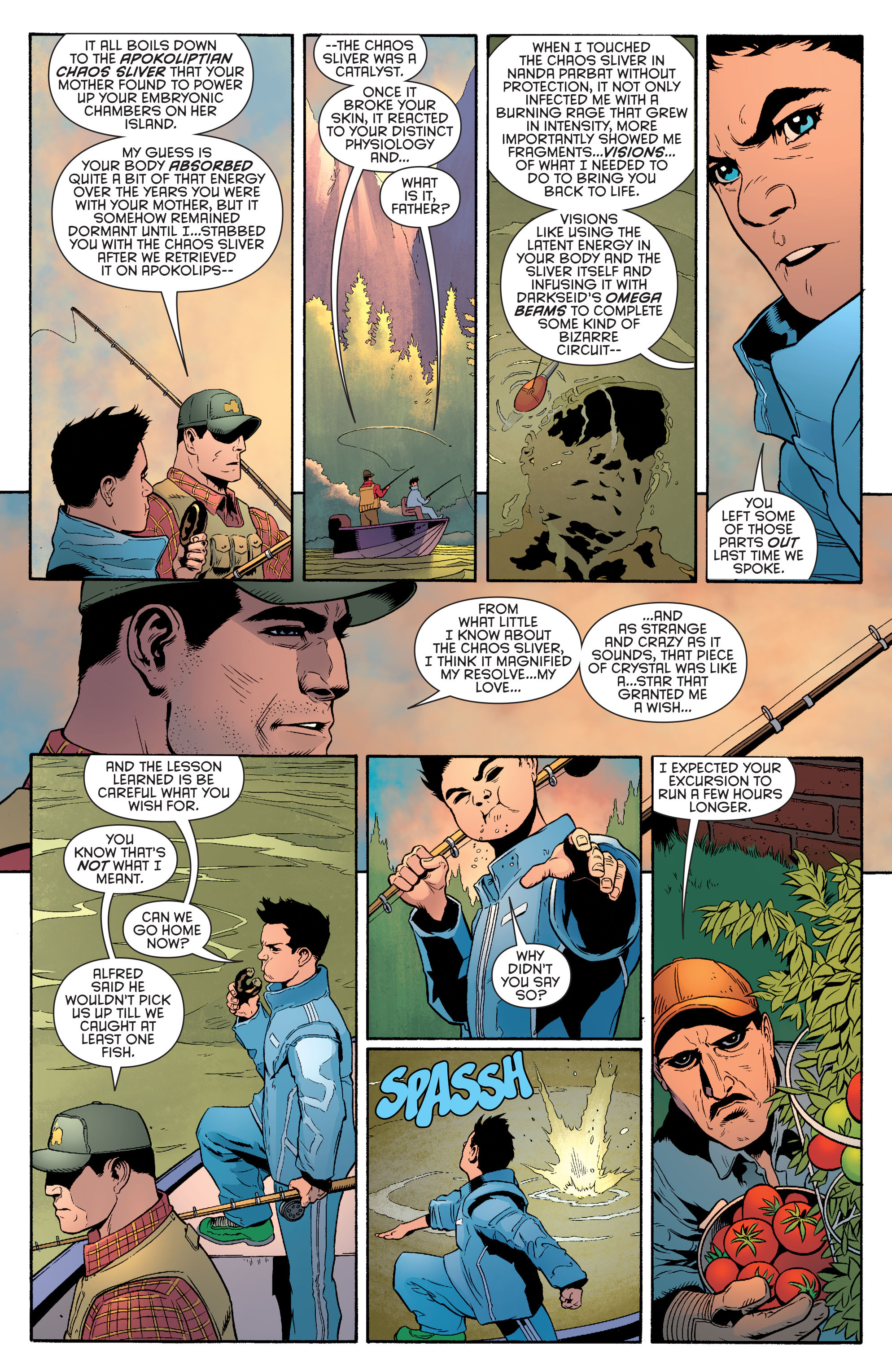 Read online Batman and Robin (2011) comic -  Issue #39 - 9