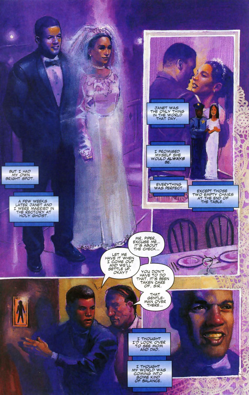 Read online Code of Honor comic -  Issue #2 - 35