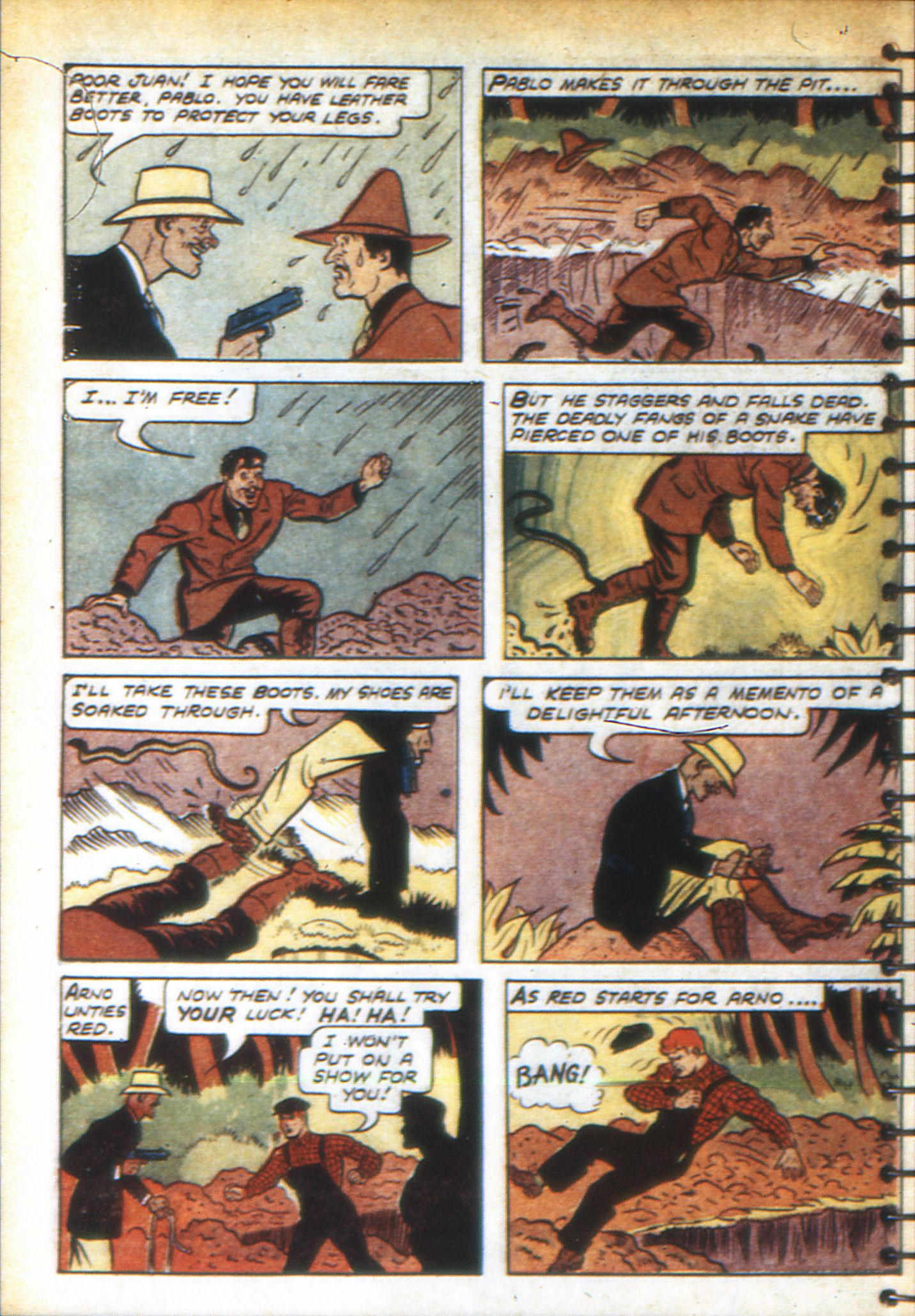 Read online Adventure Comics (1938) comic -  Issue #49 - 58