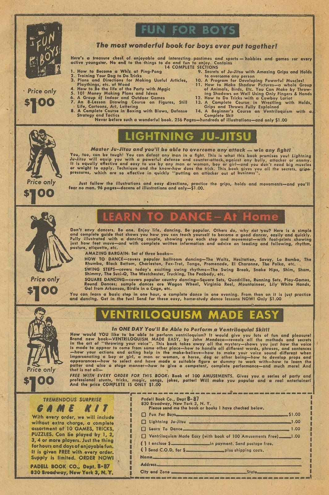 Spellbound (1952) issue 29 - Page 7