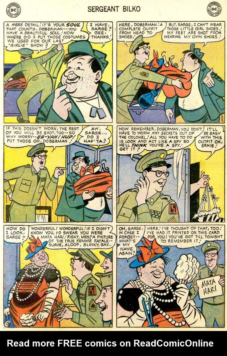 Sergeant Bilko issue 2 - Page 20