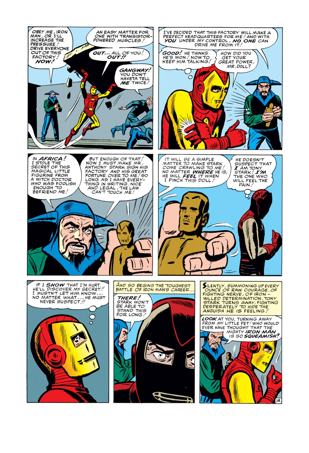 Tales of Suspense (1959) issue 48 - Page 15