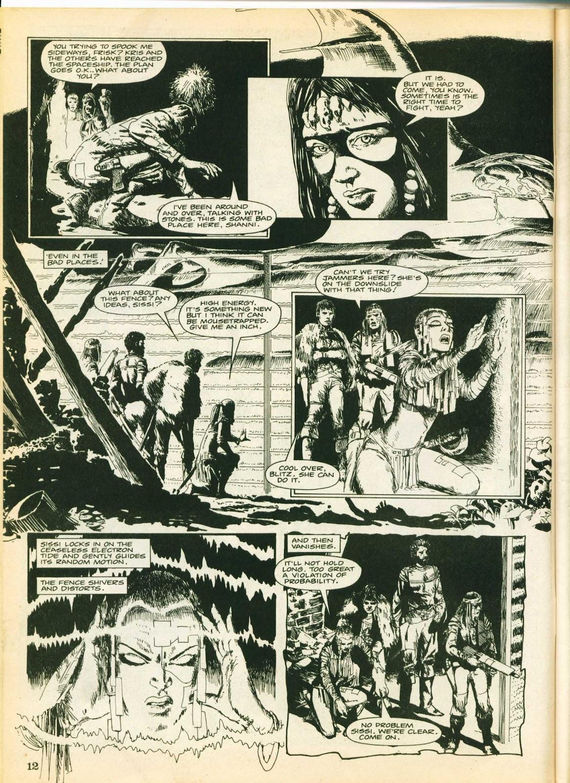 Warrior Issue #26 #27 - English 12