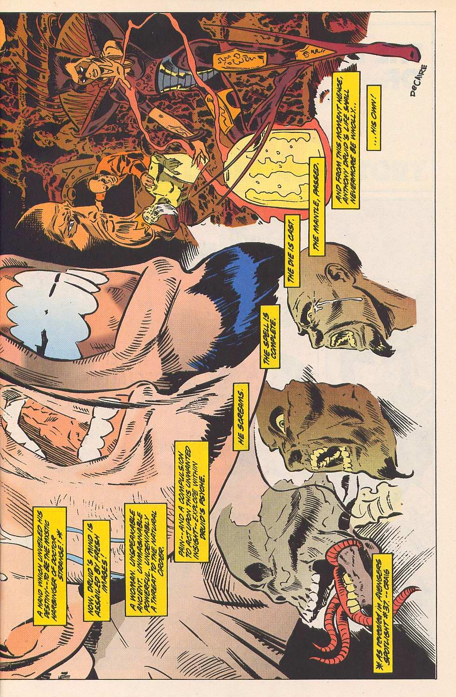 Read online Secret Defenders comic -  Issue #15 - 7