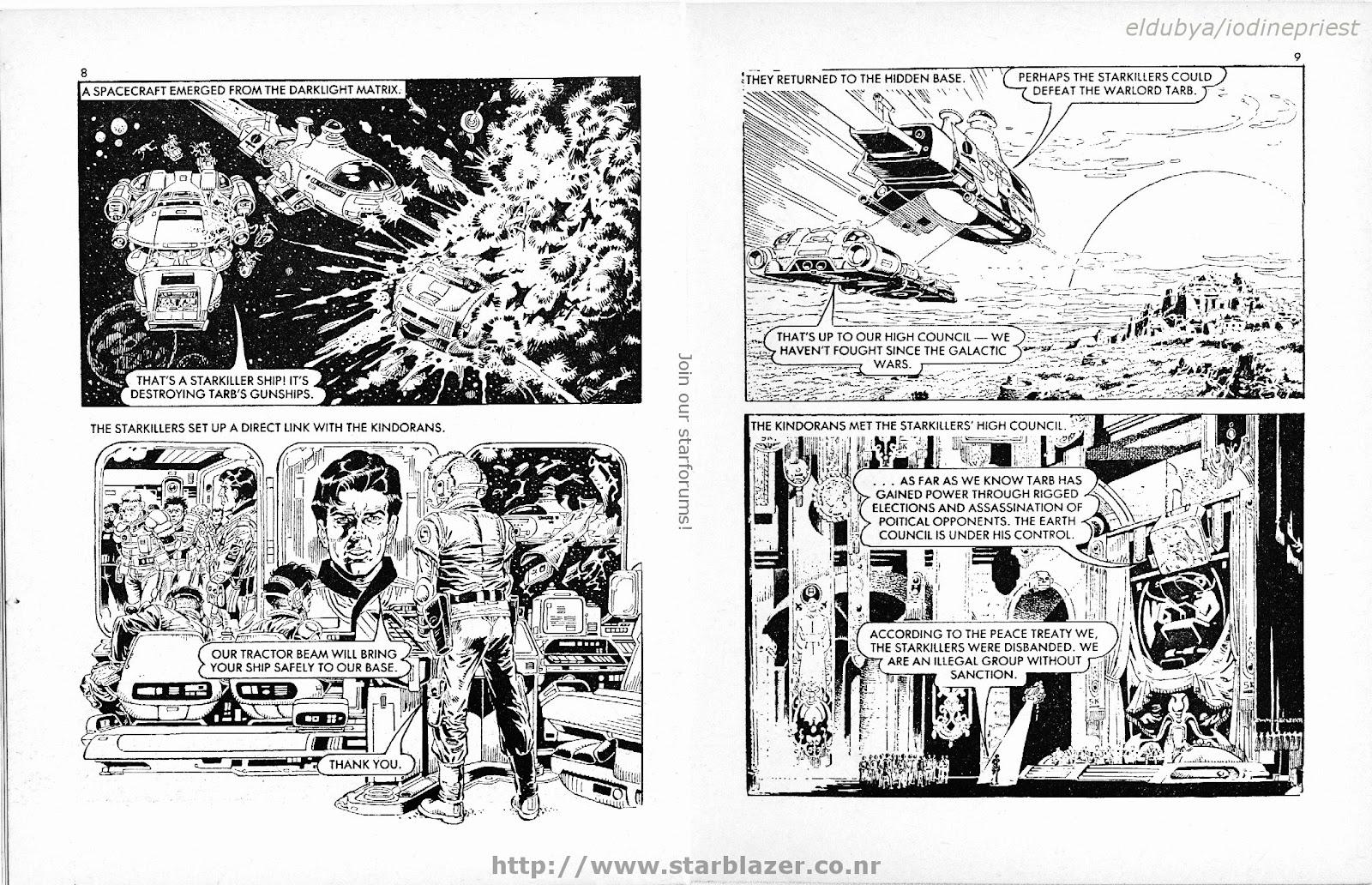 Starblazer issue 155 - Page 6