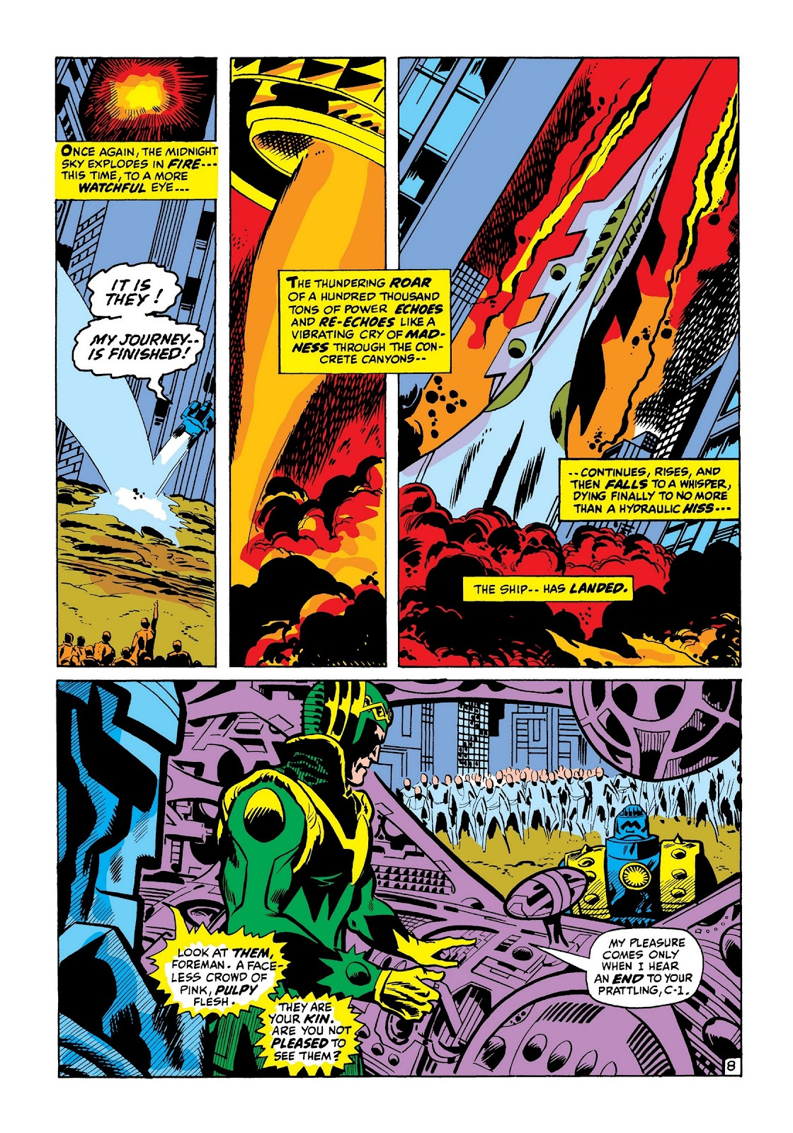 Read online Marvel Masterworks: The Invincible Iron Man comic -  Issue # TPB 7 (Part 3) - 57