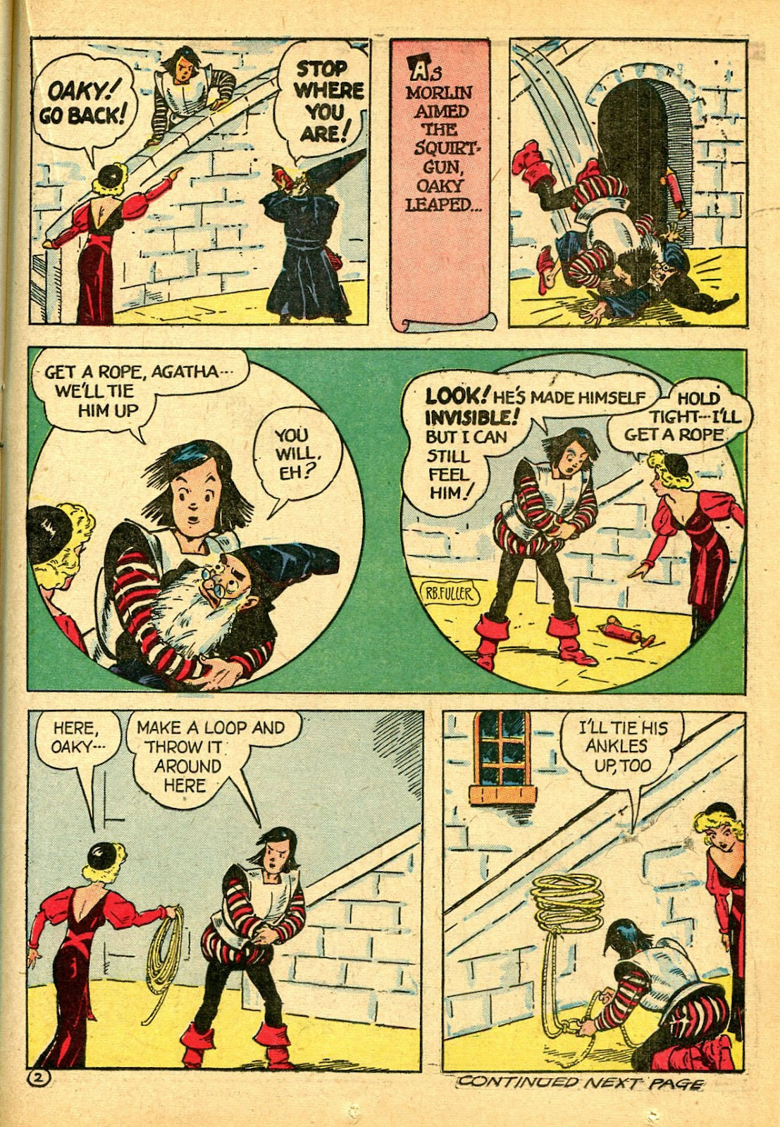 Read online Famous Funnies comic -  Issue #108 - 43