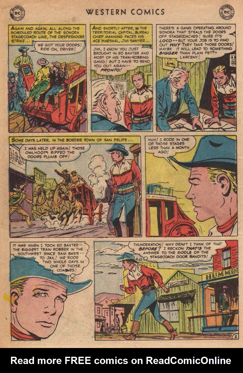 Western Comics issue 36 - Page 14