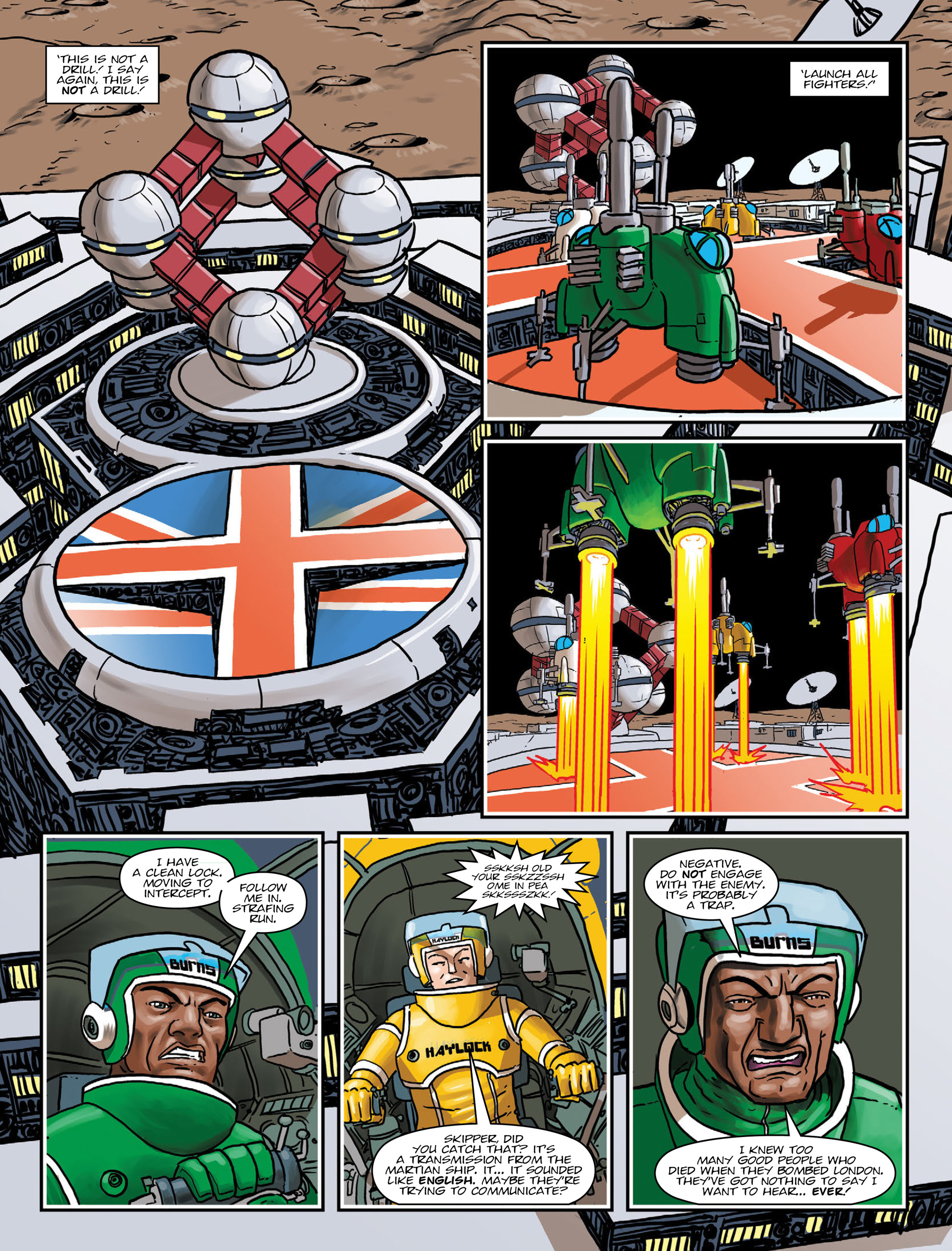 Read online 2000 AD comic -  Issue #1988 - 27