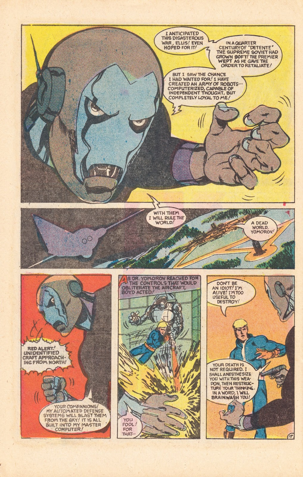 Read online Doomsday   1 (1975) comic -  Issue #8 - 25