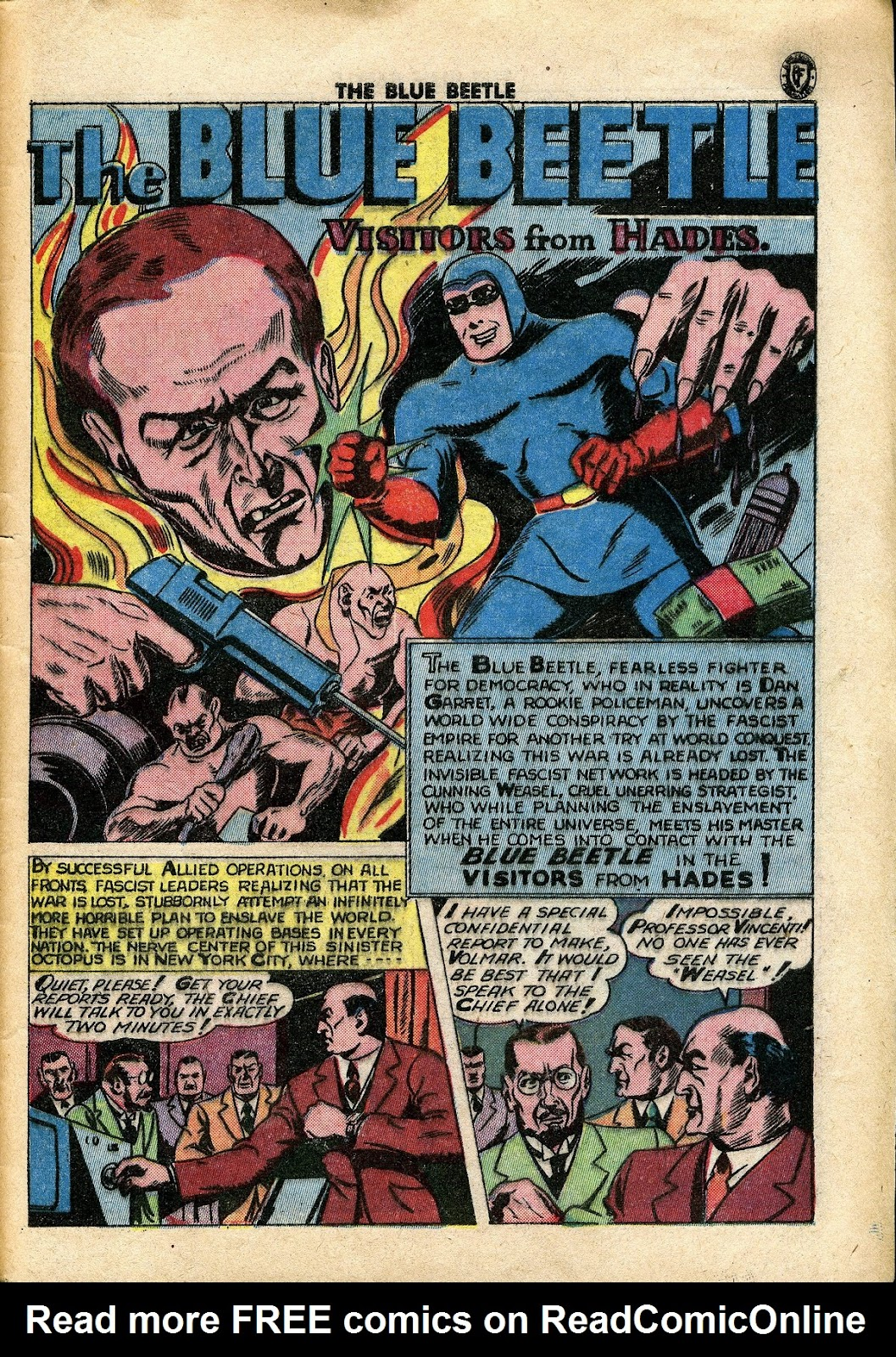 The Blue Beetle issue 34 - Page 34