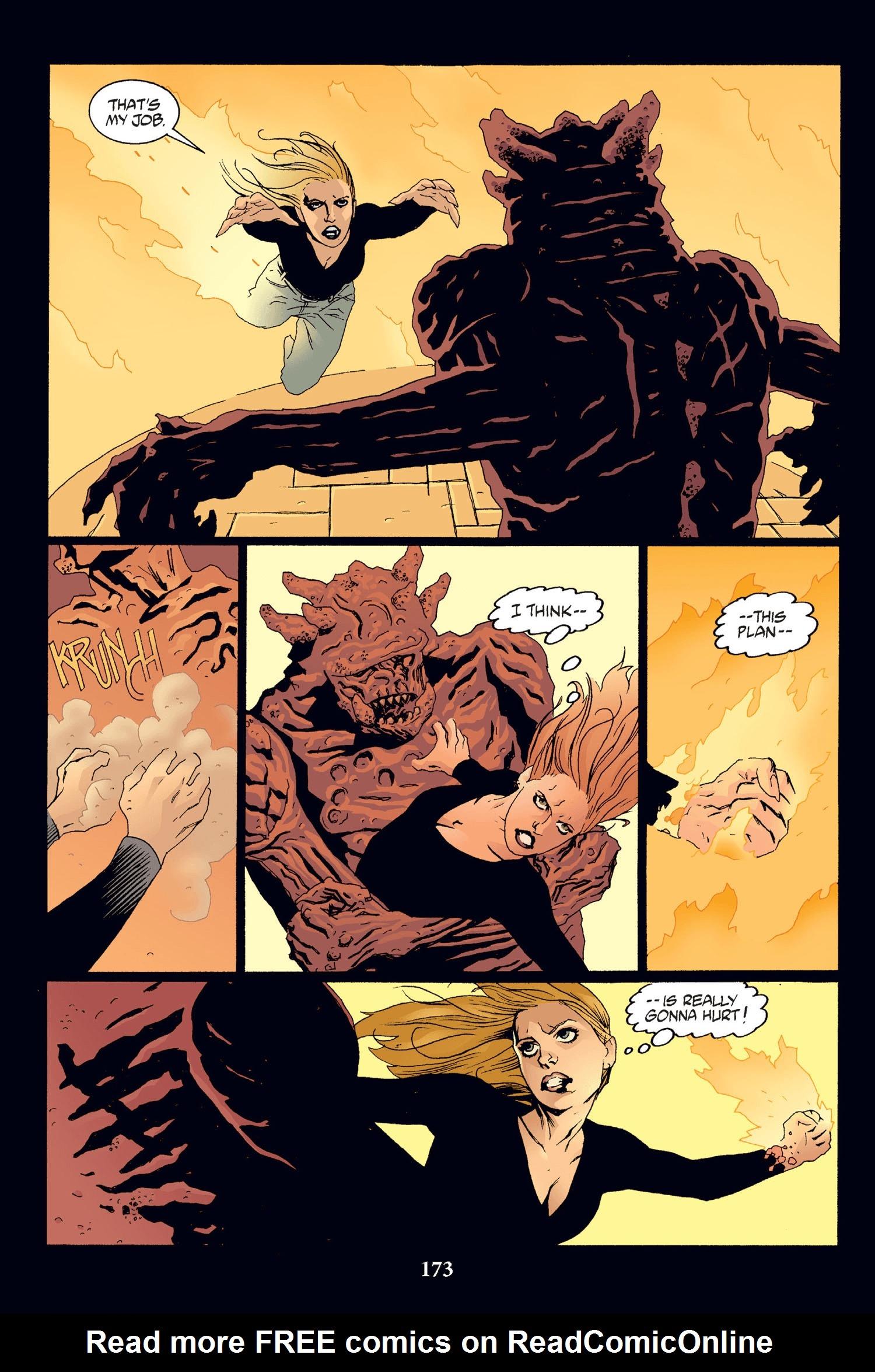 Read online Buffy the Vampire Slayer: Omnibus comic -  Issue # TPB 2 - 167