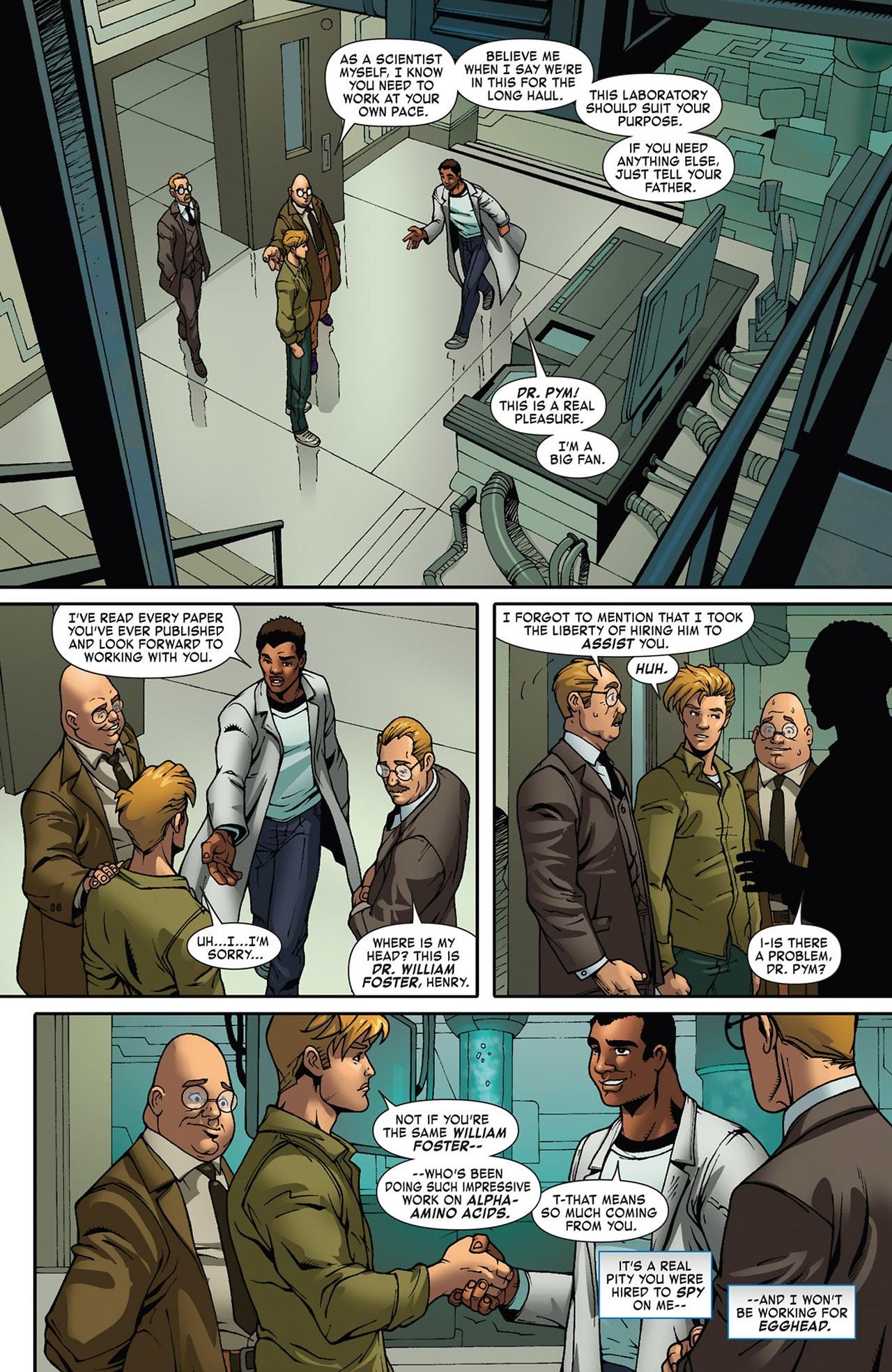 Read online Ant-Man: Season One comic -  Issue #Ant-Man: Season One Full - 8