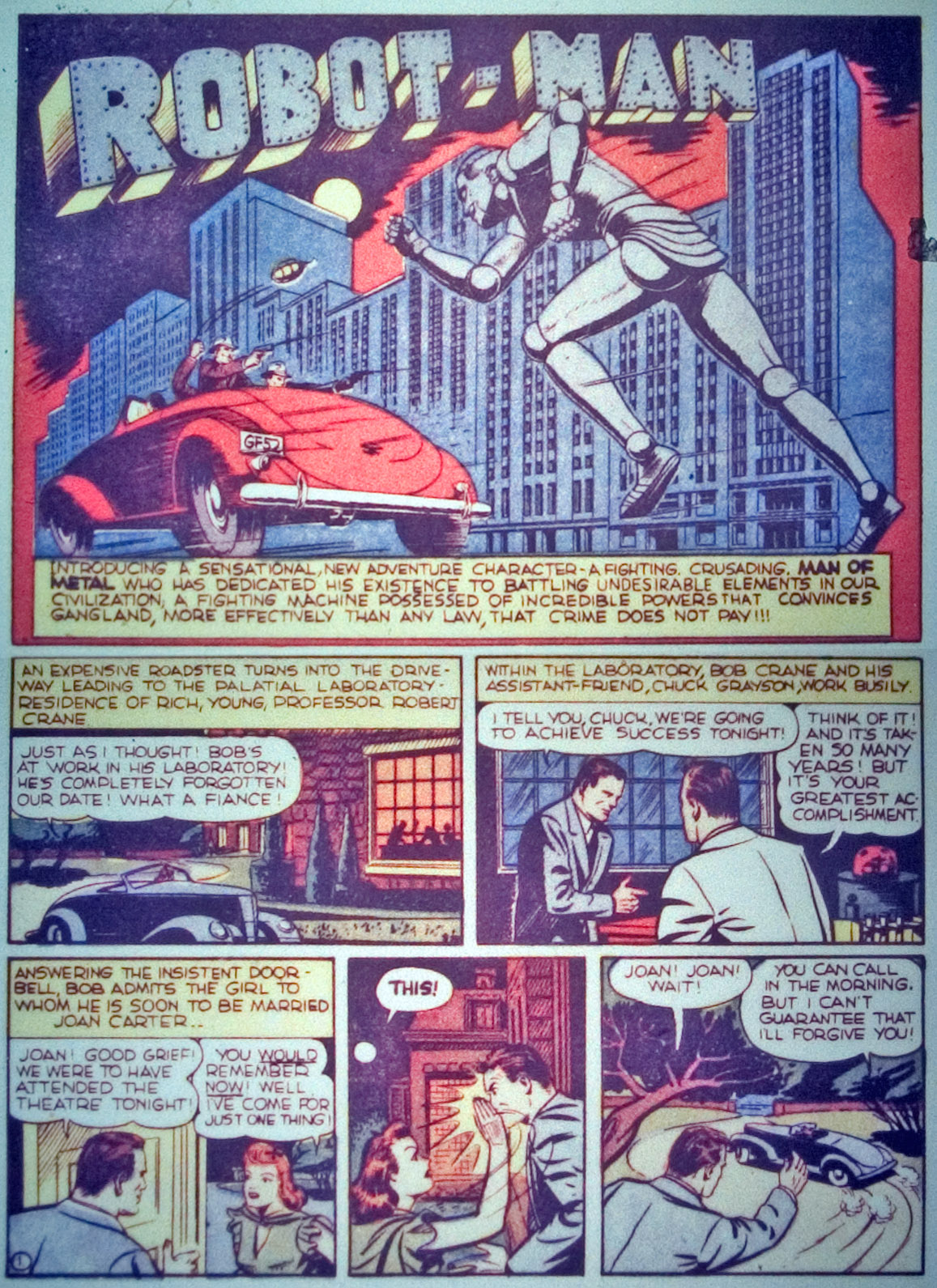 Star Spangled Comics (1941) issue 7 - Page 32