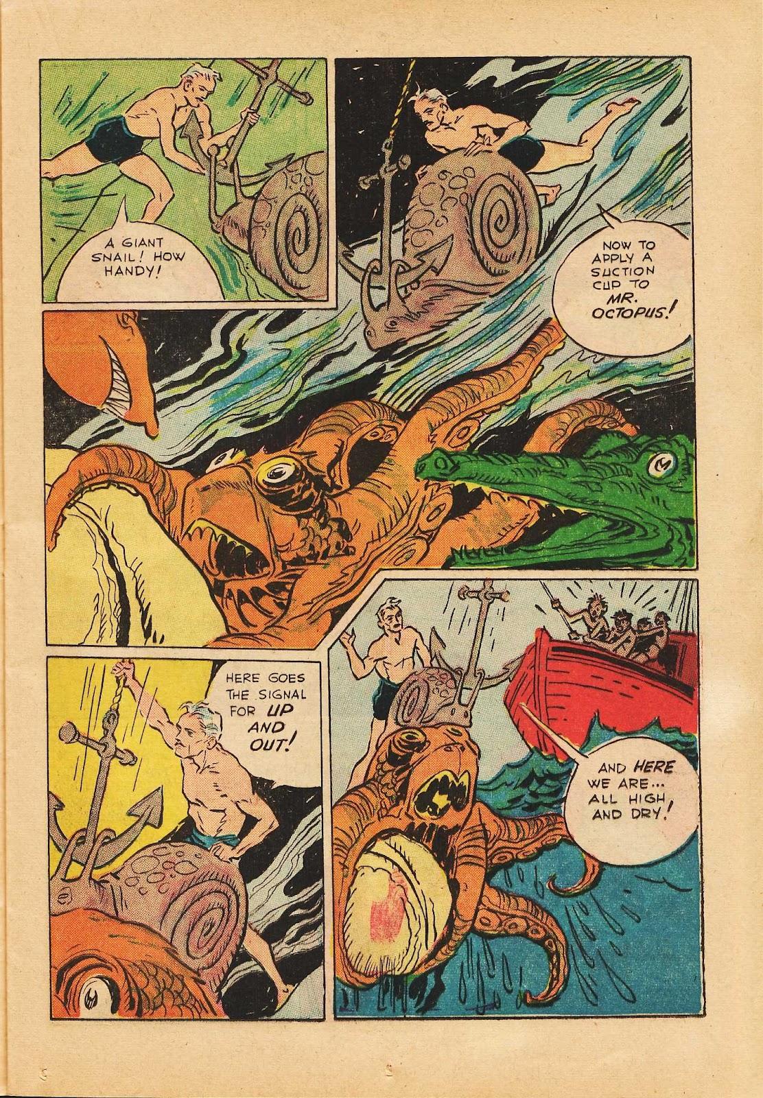 Super-Magician Comics issue 22 - Page 25