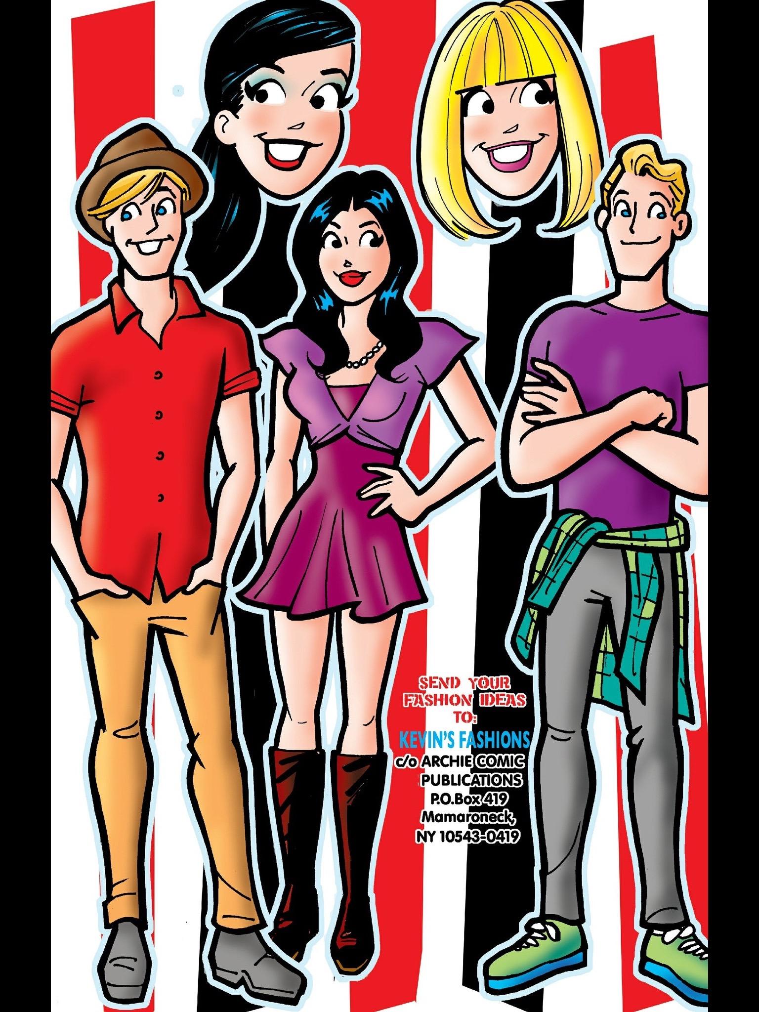 Read online Kevin Keller comic -  Issue #11 - 23