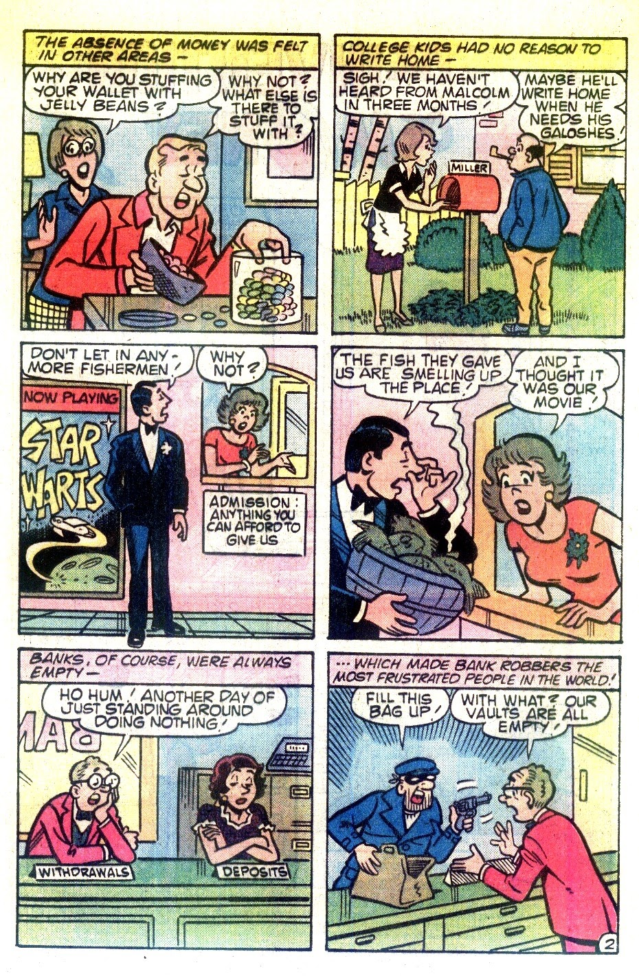 Read online Madhouse Comics comic -  Issue #127 - 4