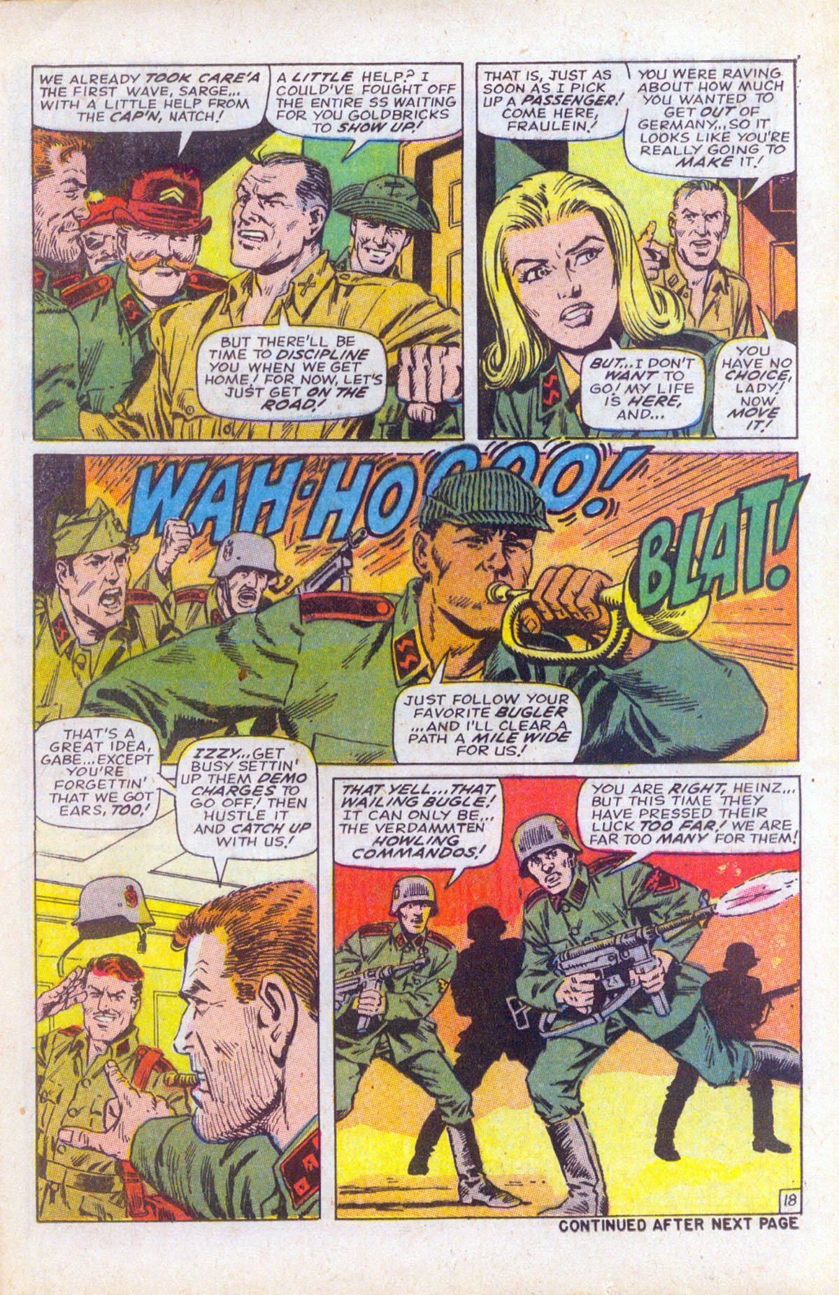 Read online Sgt. Fury comic -  Issue #61 - 25