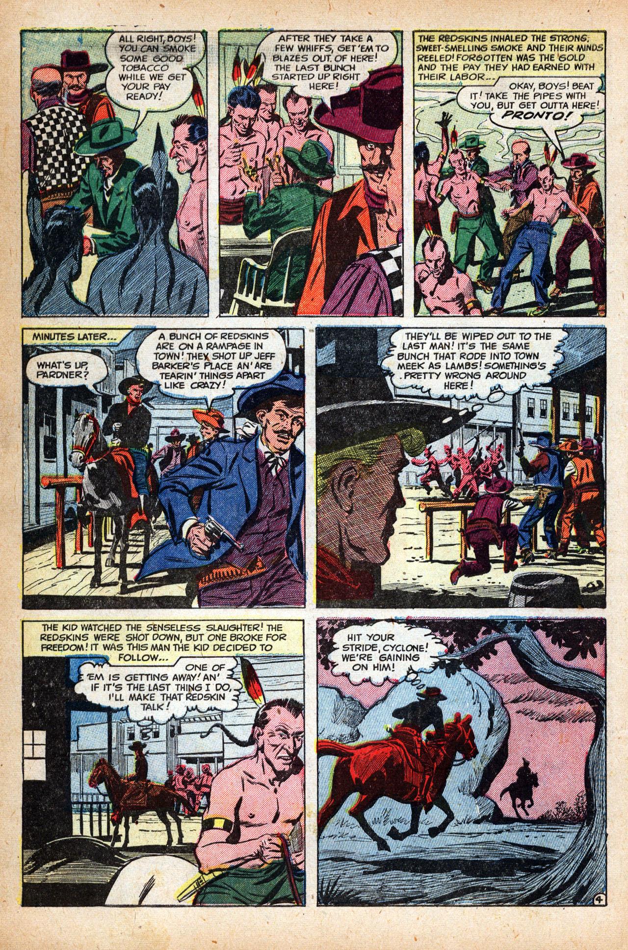 Read online Two-Gun Kid comic -  Issue #14 - 6
