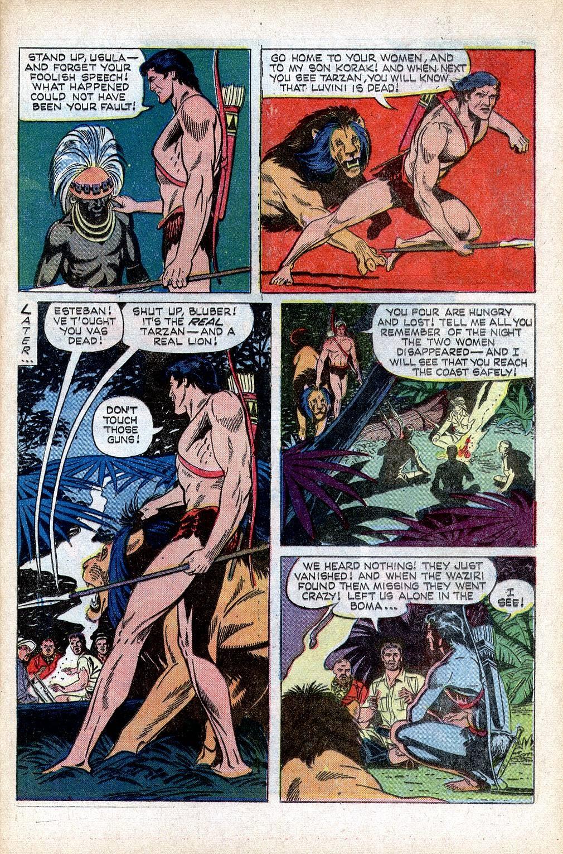 Tarzan (1962) issue 173 - Page 21