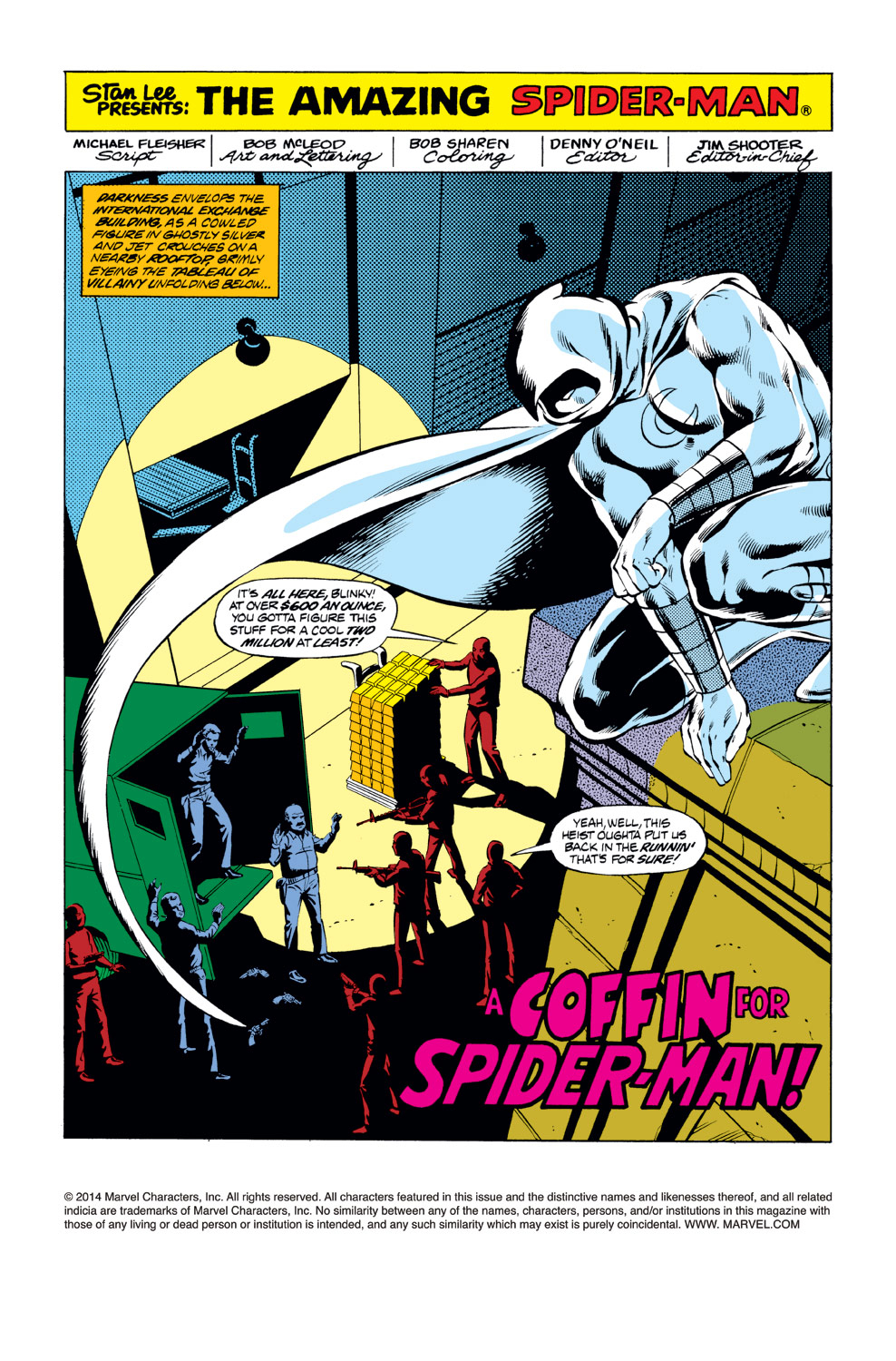 The Amazing Spider-Man (1963) 220 Page 1