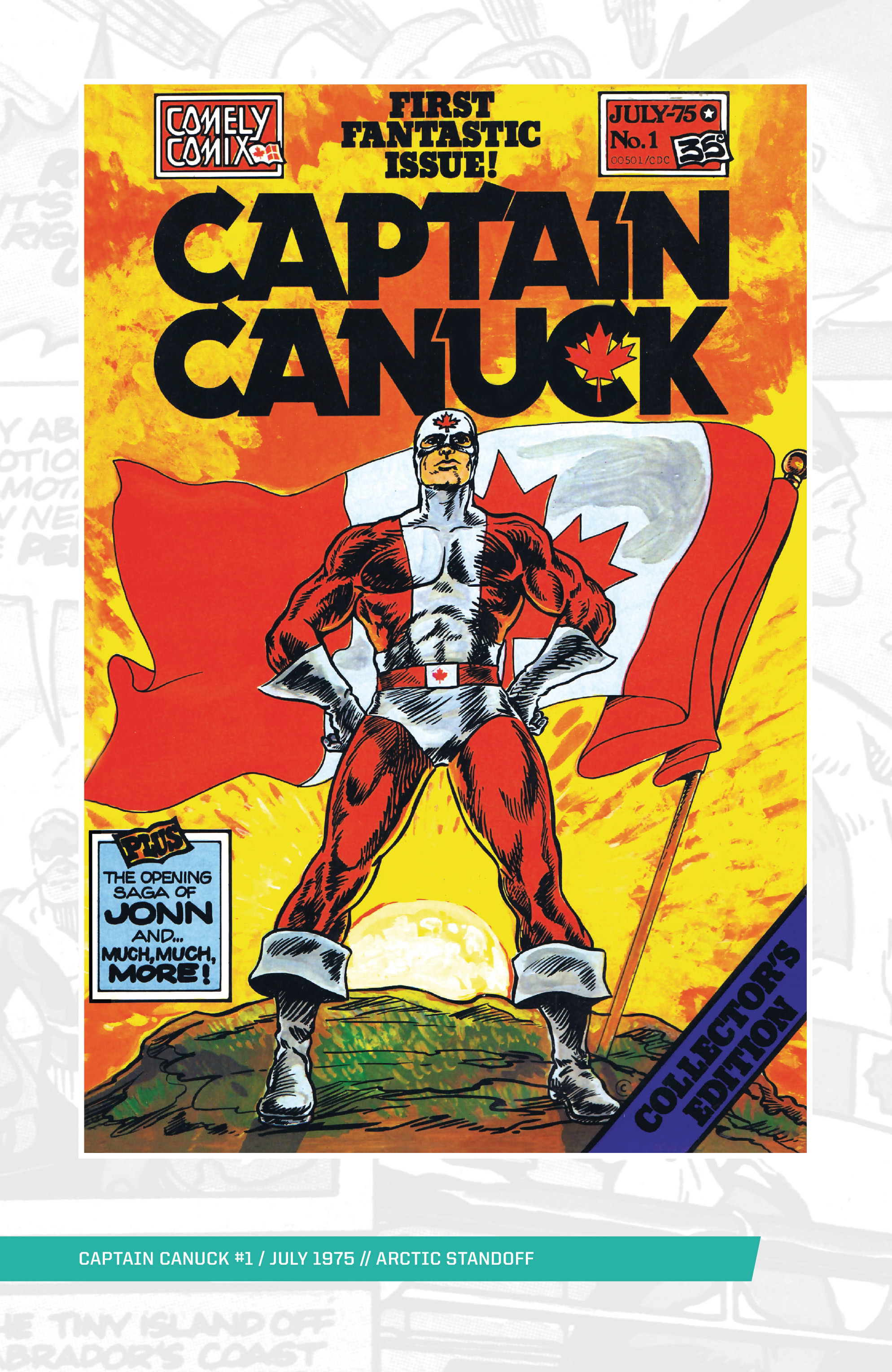 Captain Canuck (1975) 1 Page 1