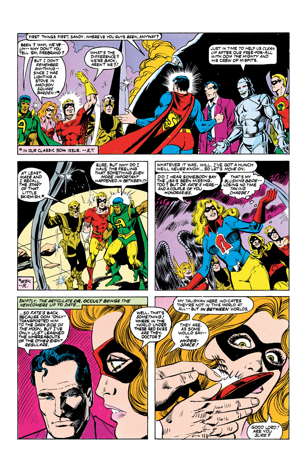 Read online All-Star Squadron comic -  Issue #57 - 3