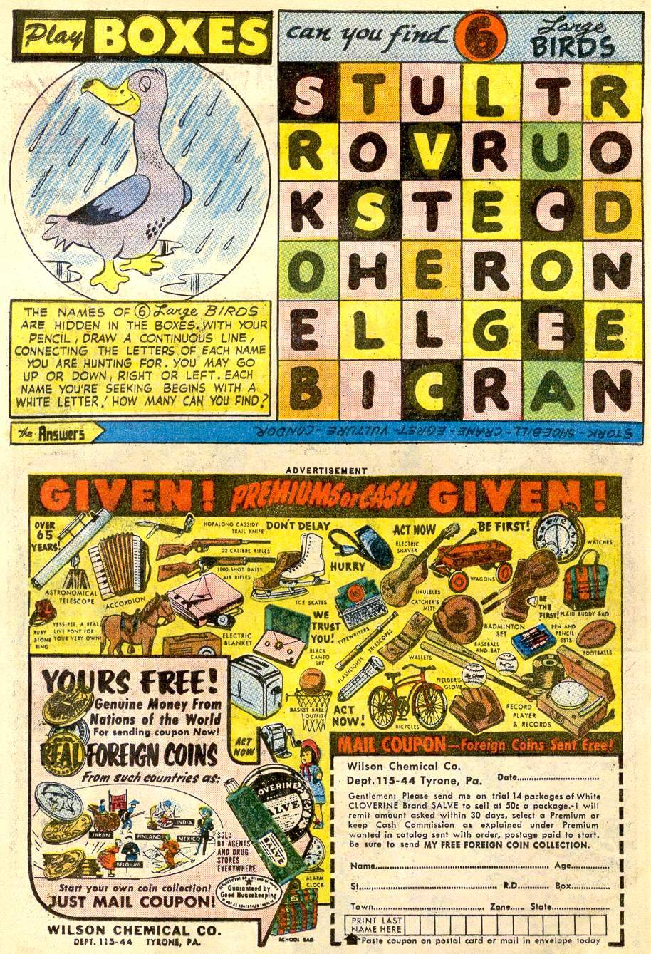 Read online Adventure Comics (1938) comic -  Issue #271 - 17
