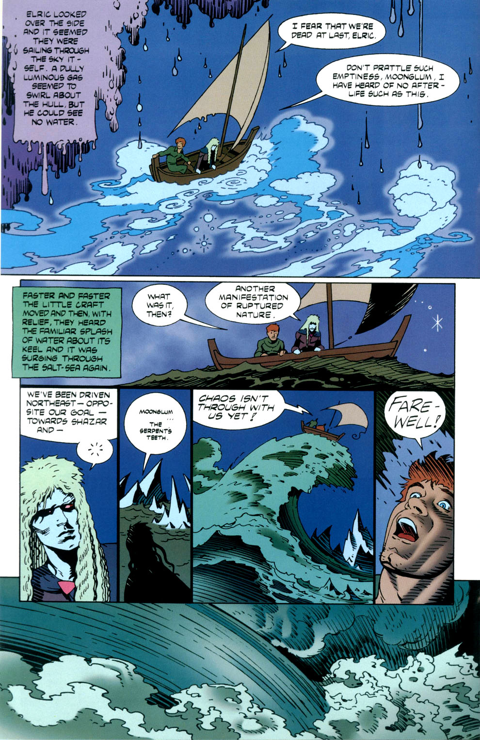 Read online Elric: Stormbringer comic -  Issue #3 - 6