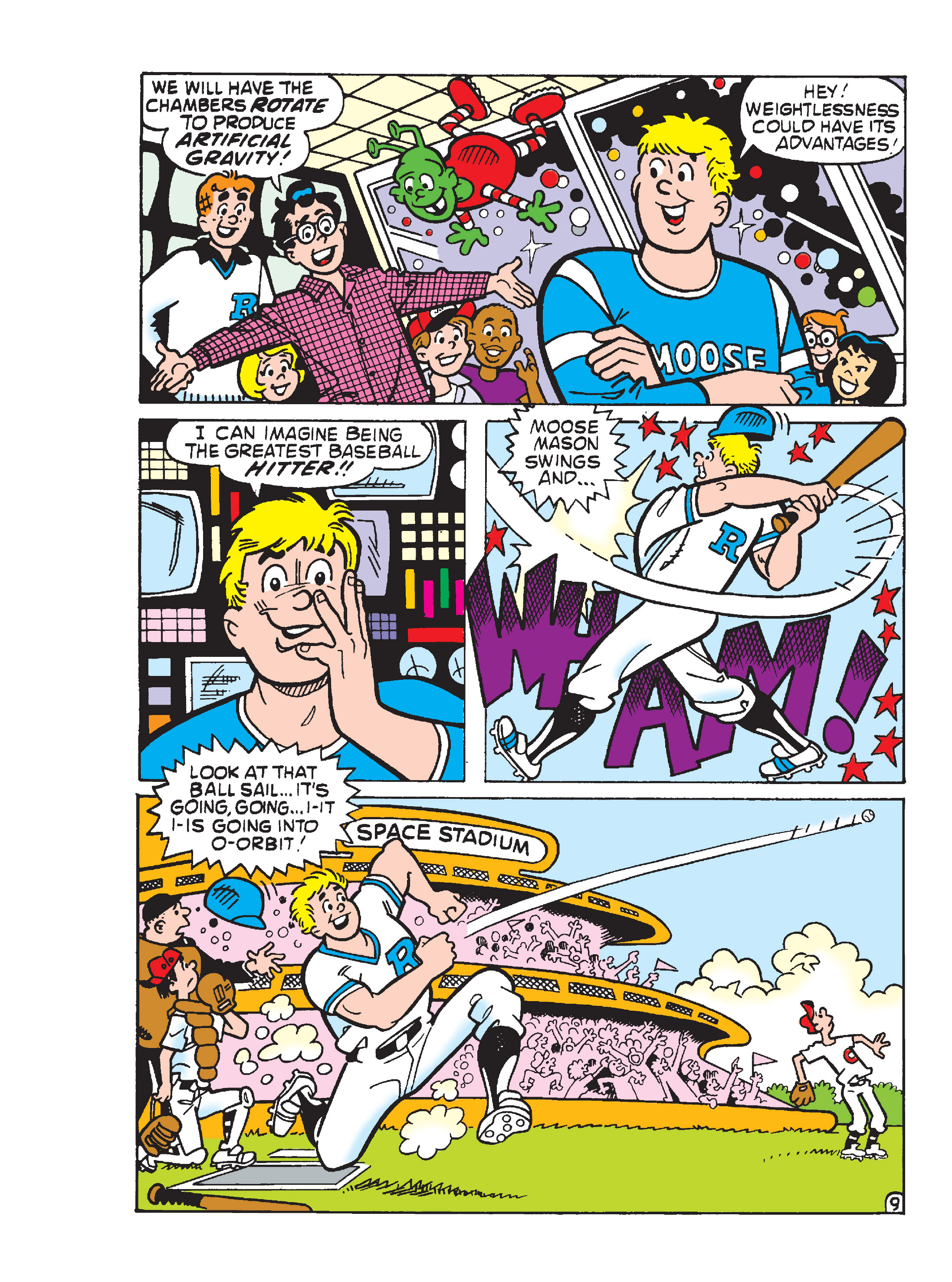 Read online Archie 1000 Page Comics Blowout! comic -  Issue # TPB (Part 4) - 160