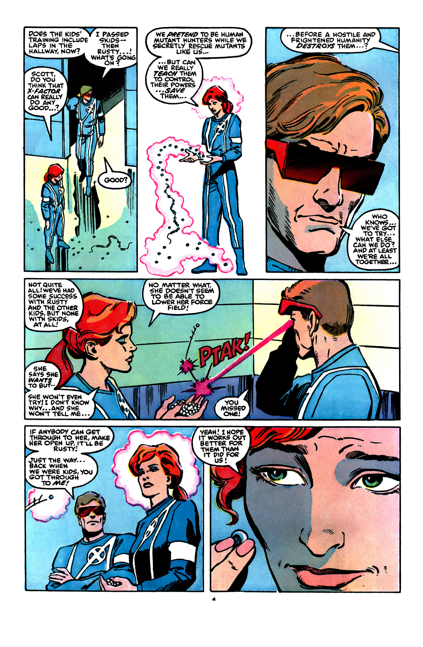 Read online X-Factor (1986) comic -  Issue #16 - 5