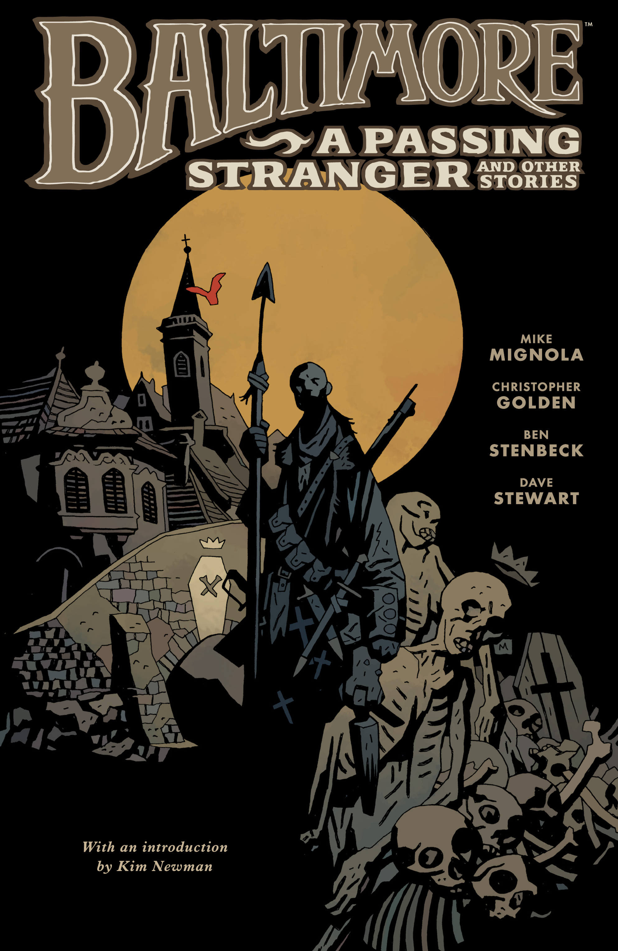 Read online Baltimore Volume 3: A Passing Stranger and Other Stories comic -  Issue # Full - 1