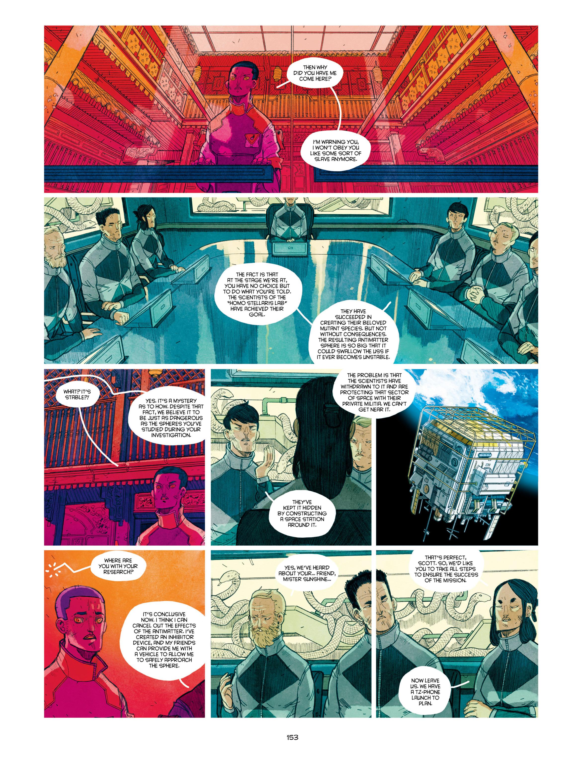 Read online Shangri-La comic -  Issue # Full - 154