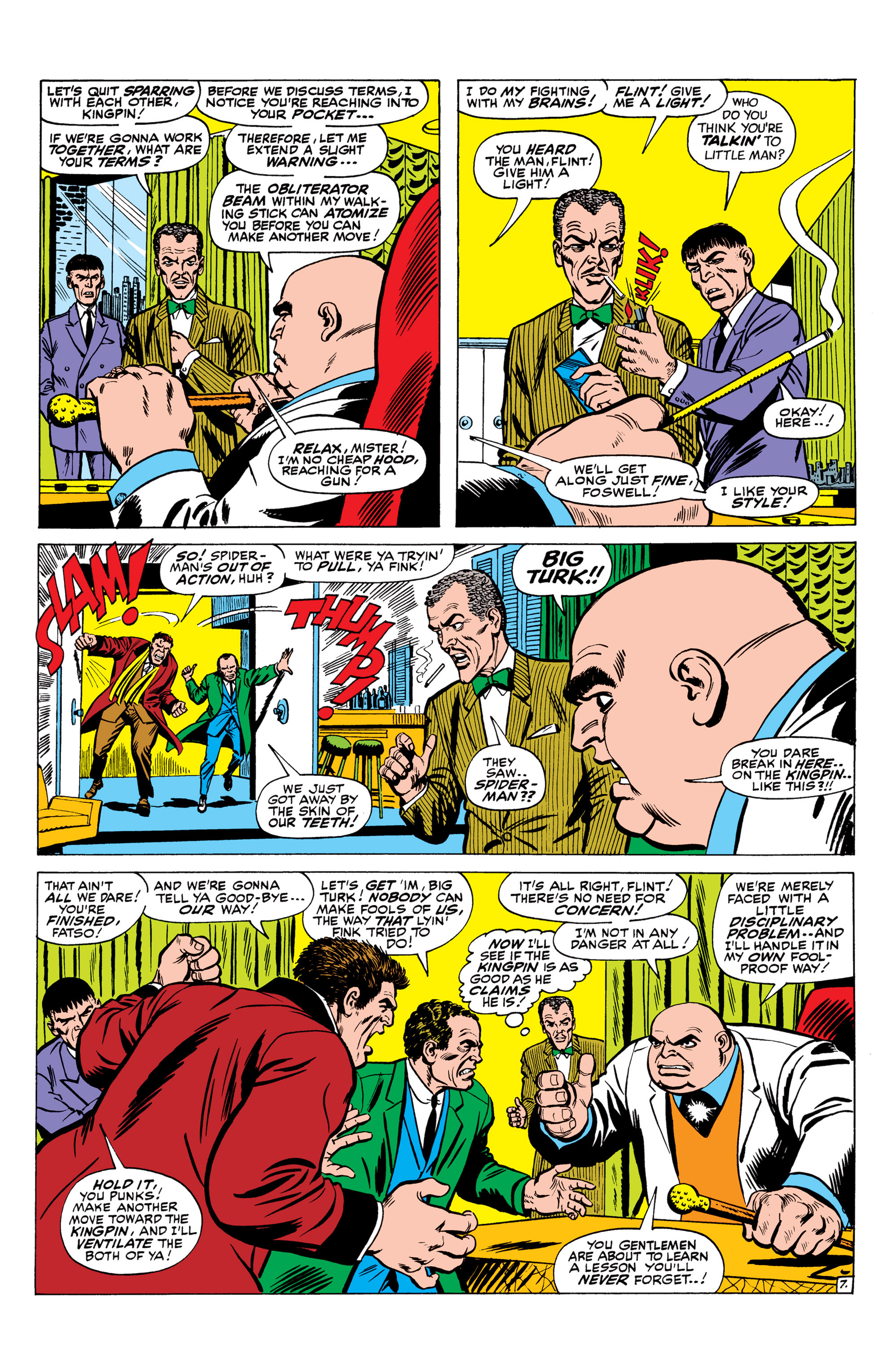The Amazing Spider-Man (1963) 51 Page 7