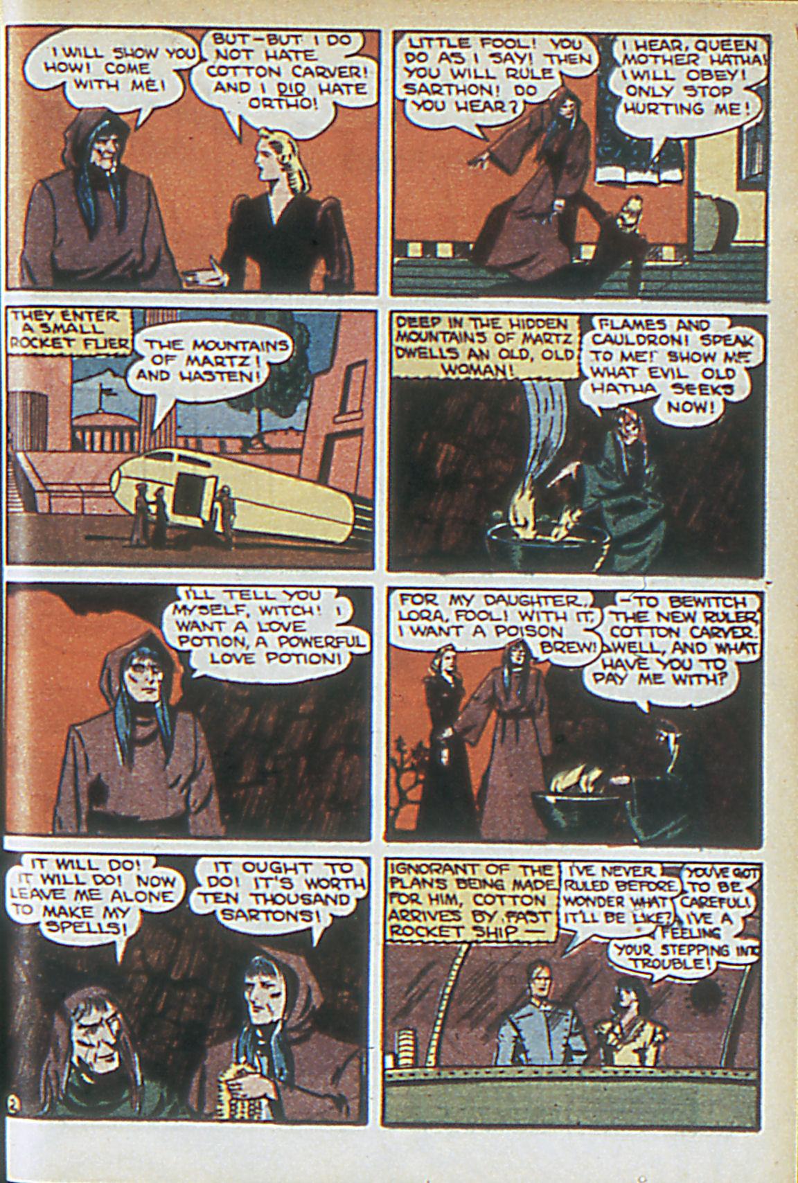 Read online Adventure Comics (1938) comic -  Issue #63 - 50