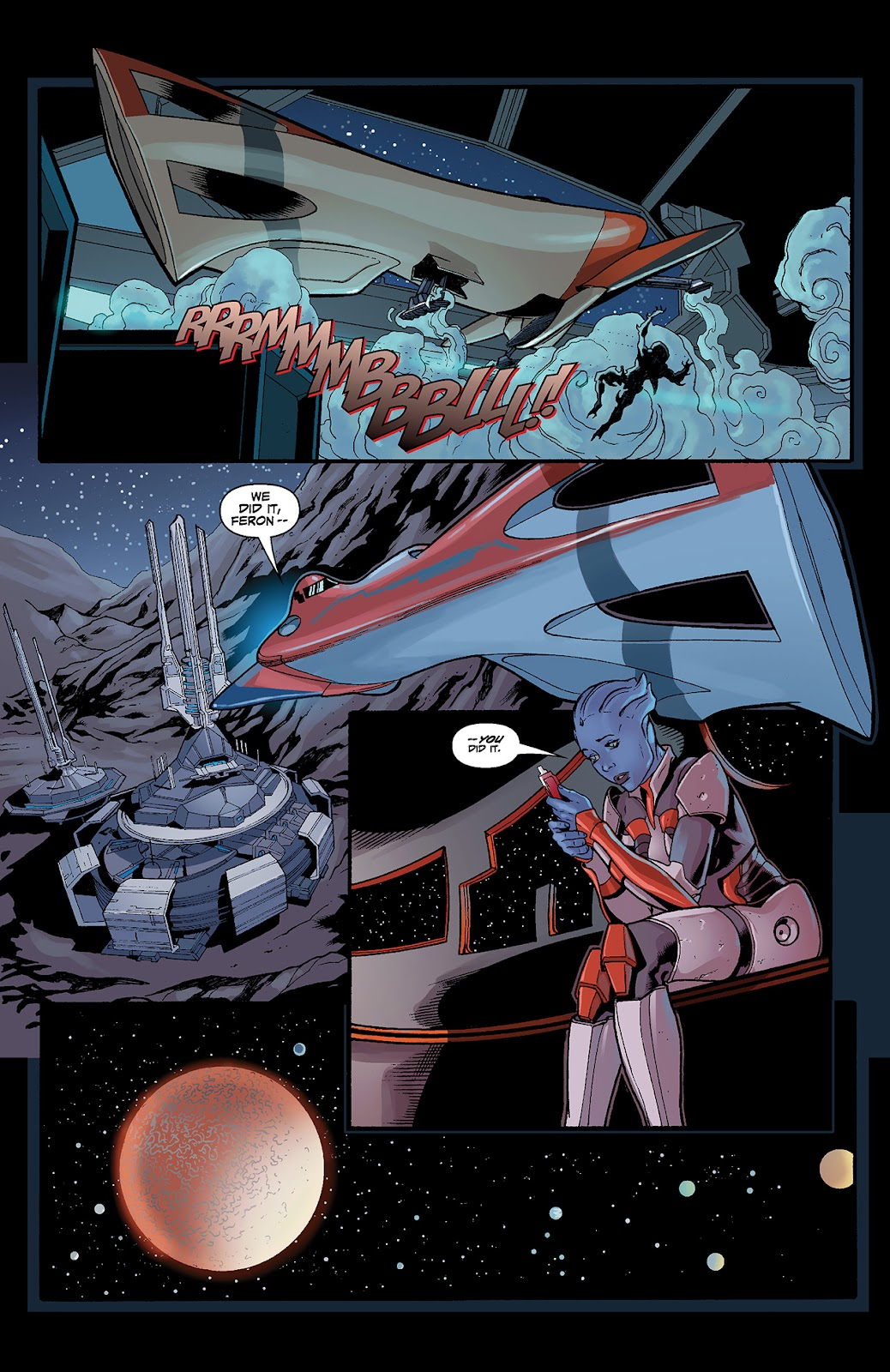 Mass Effect: Redemption Issue #4 #4 - English 20