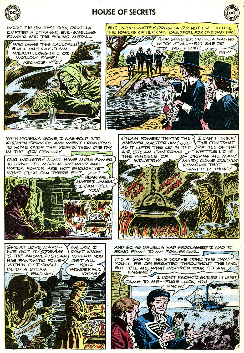 House of Secrets (1956) issue 58 - Page 30